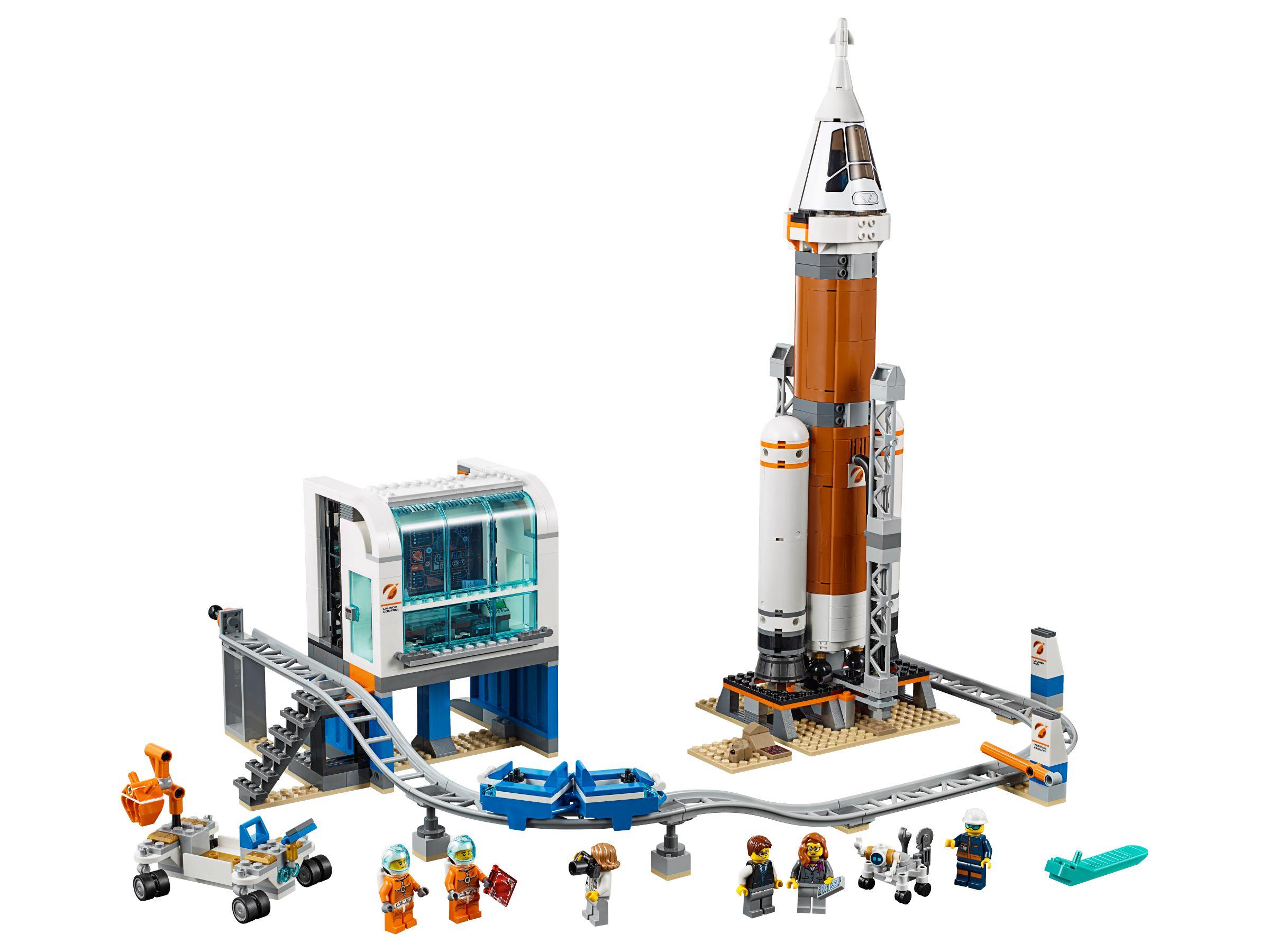 LEGO® City 60228 Mars Mission Weltraum-Forschungsraketen-Kontrollzentrum