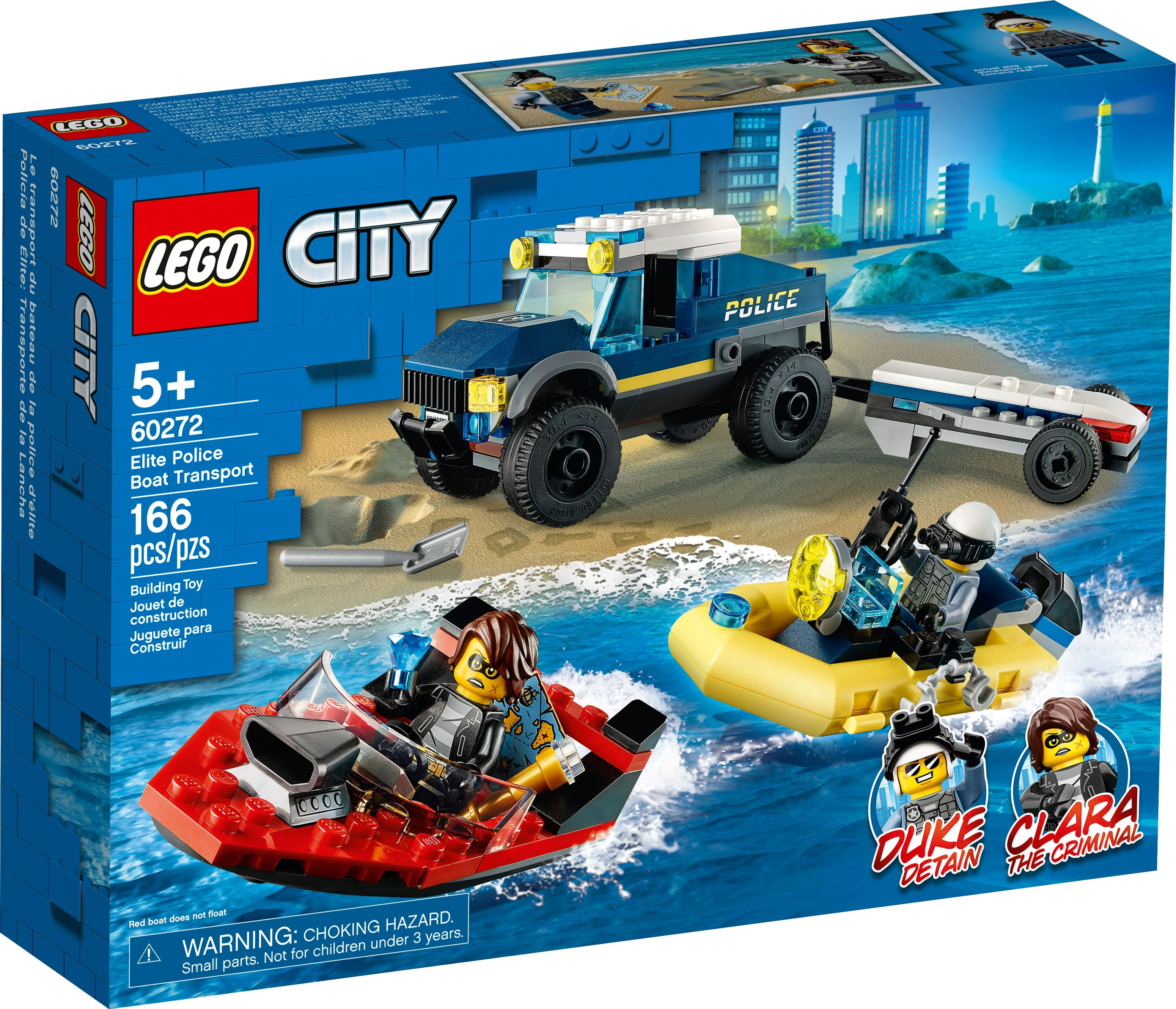 LEGO City 60272 Transport des Polizeiboots LEGO_60272_alt1.jpg