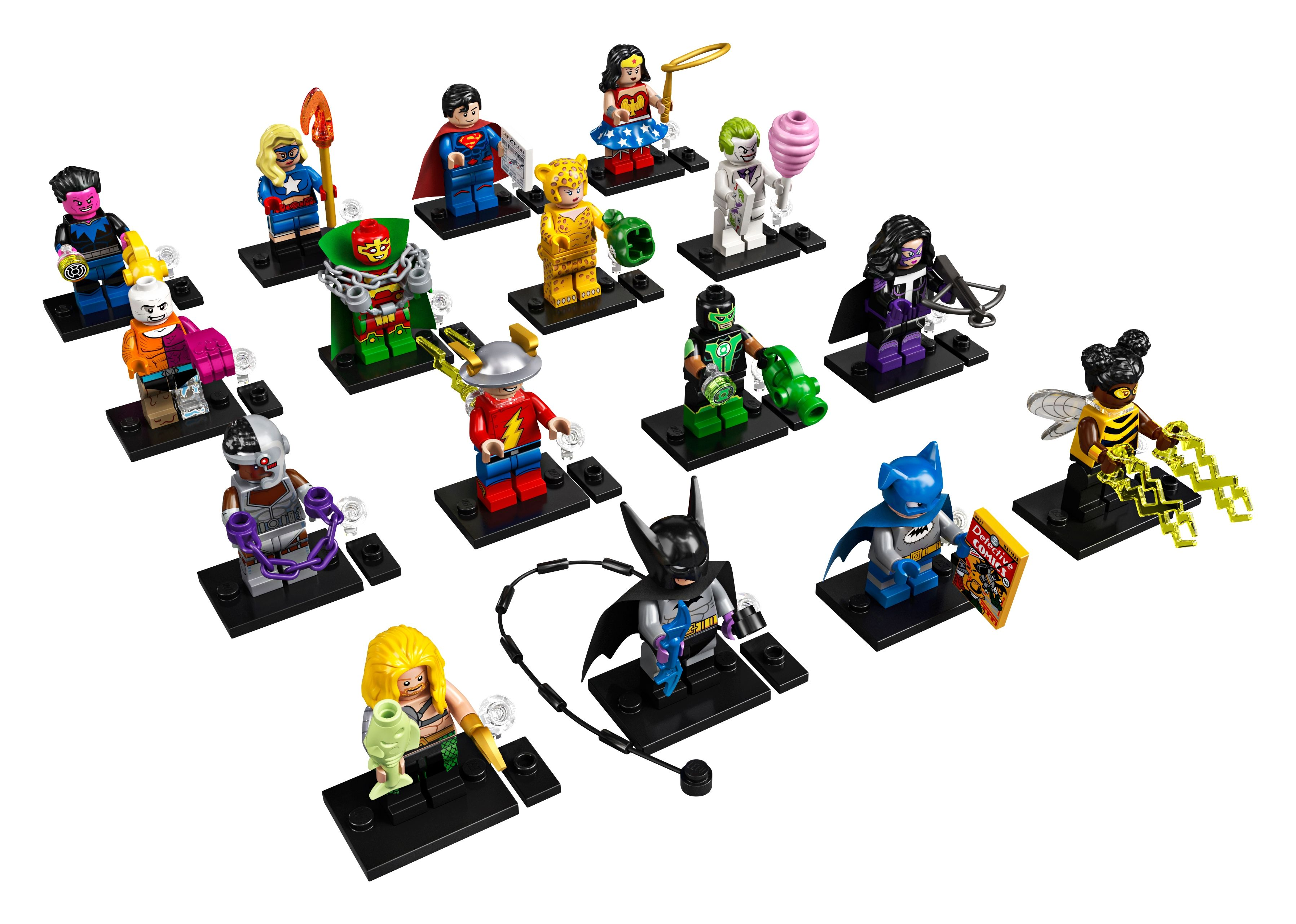 LEGO Collectable Minifigures 66638 LEGO® DC Super Heroes Series 71026 - 60er Box LEGO_66638_alt1.jpg