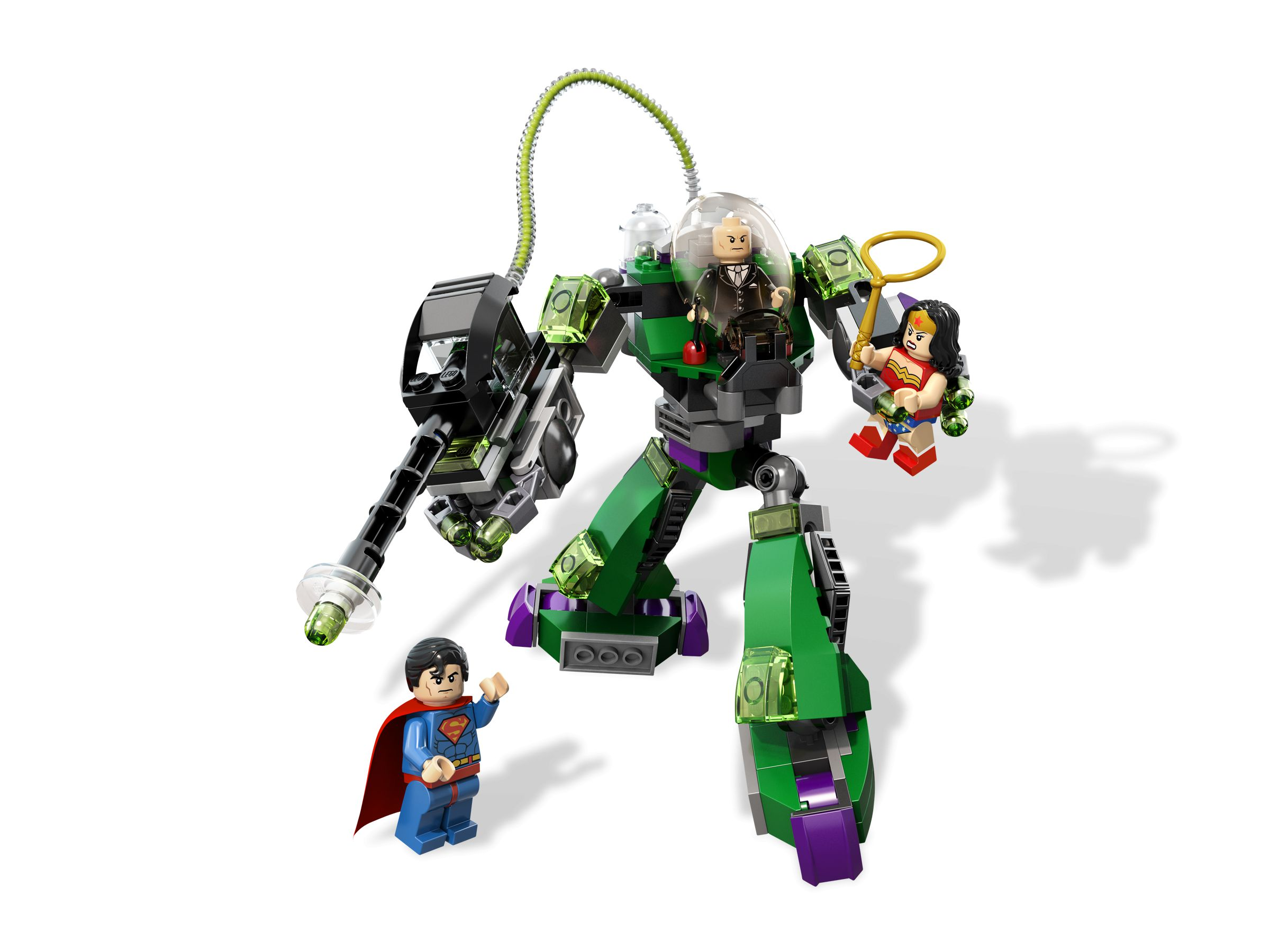 LEGO Super Heroes 6862 Superman Vs Power Armor Lex LEGO_6862.jpg