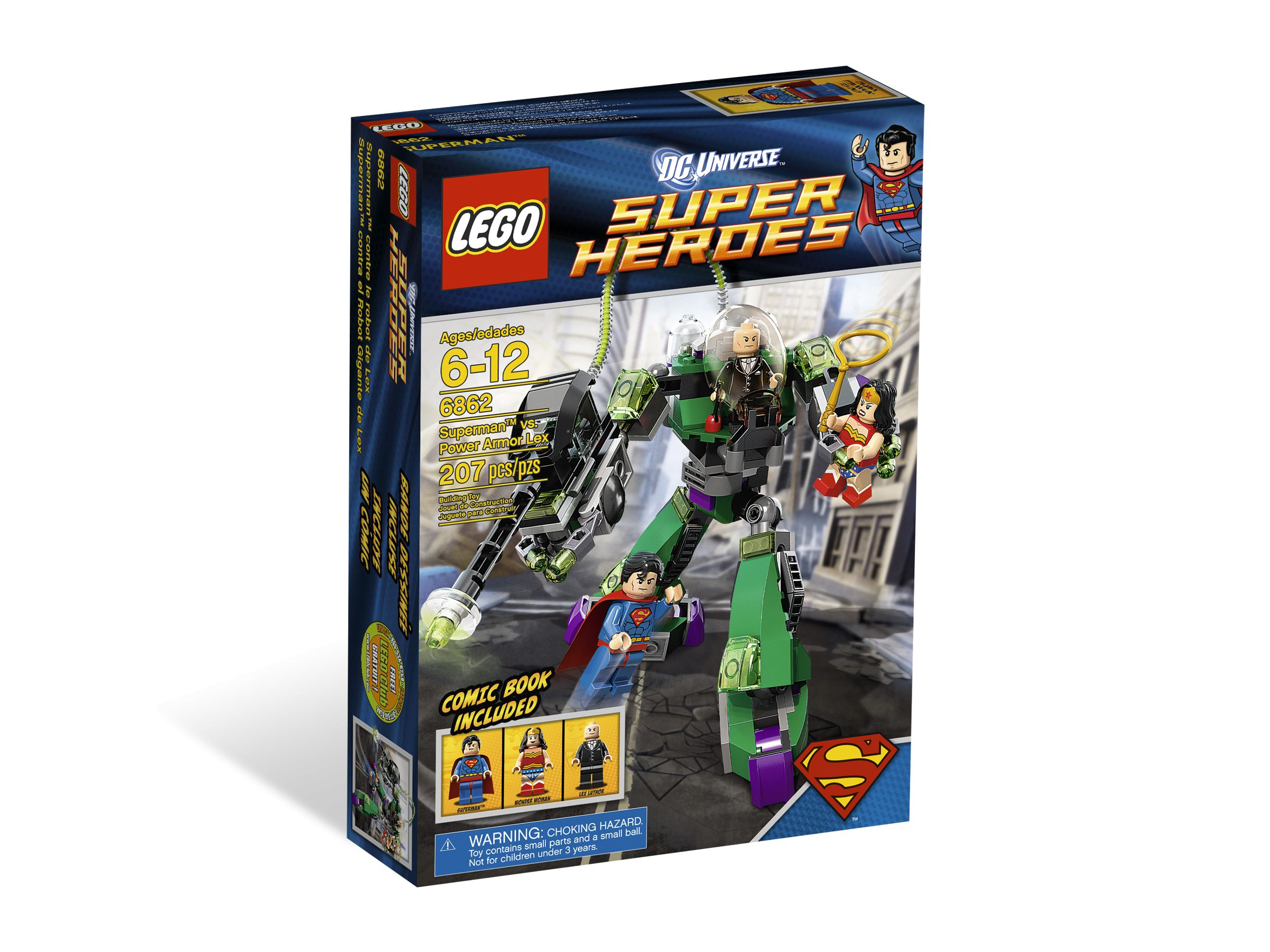 LEGO Super Heroes 6862 Superman Vs Power Armor Lex LEGO_6862_alt1.jpg