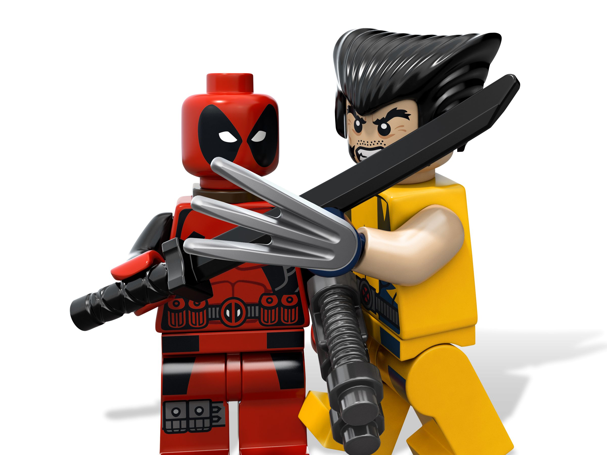 LEGO Super Heroes 6866 Wolverine's Chopper Showdown LEGO_6866_alt2.jpg