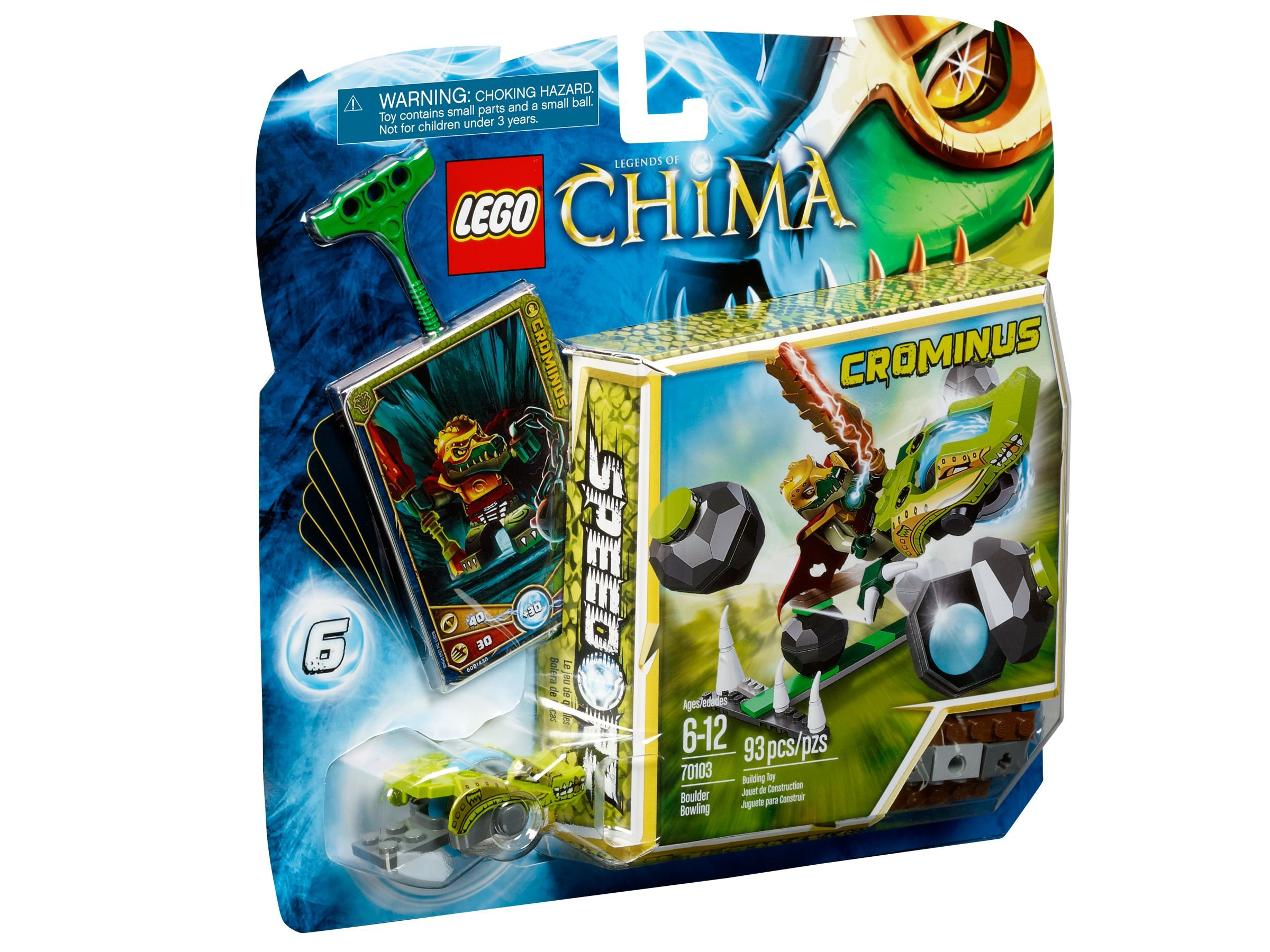 LEGO Legends Of Chima 70103 Felskegeln LEGO_70103_alt1.jpg