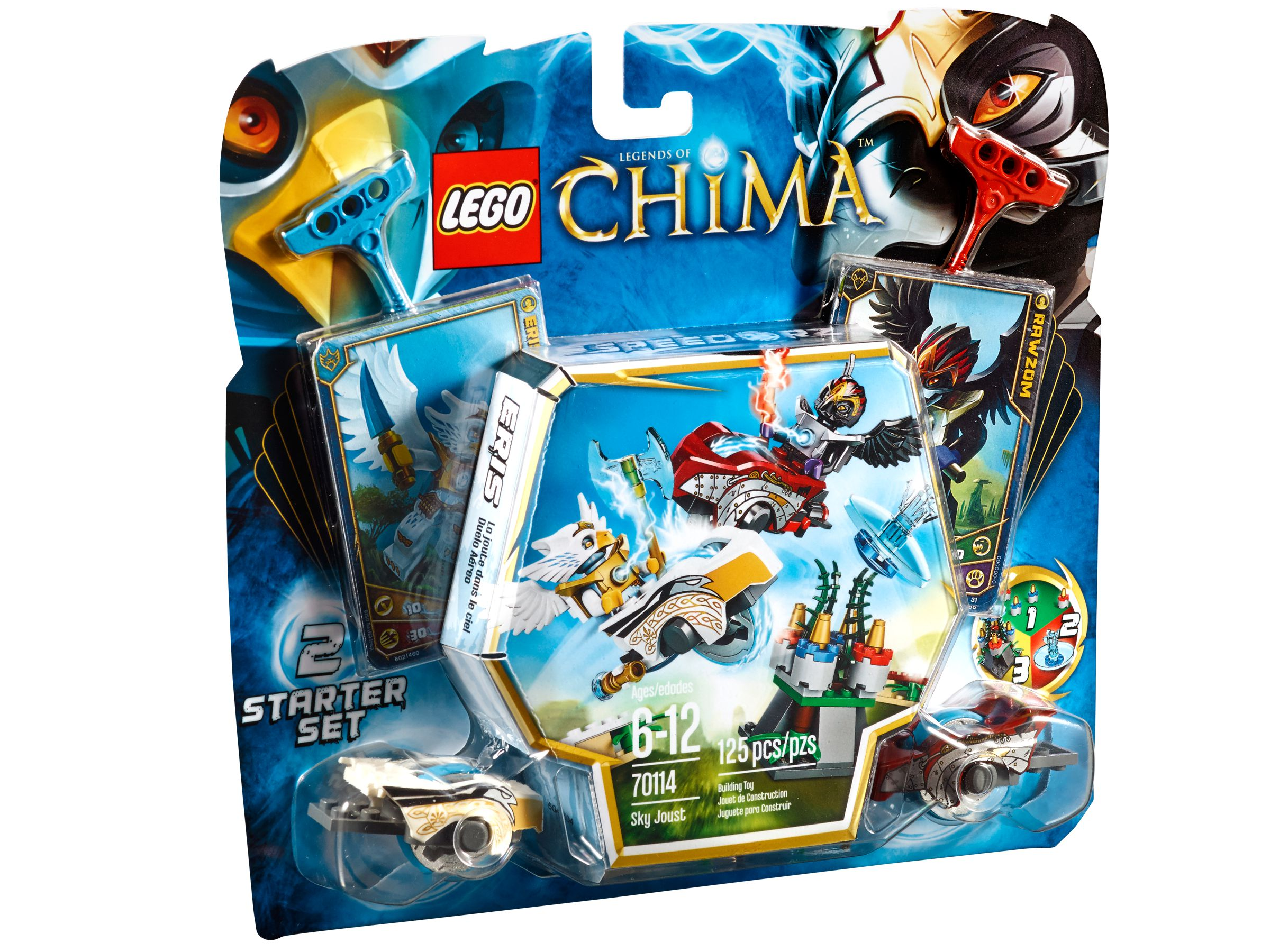 "LEGO Legends Of Chima 70114 Action-Set ""Himmelsduell"" LEGO_70114_alt1.jpg"