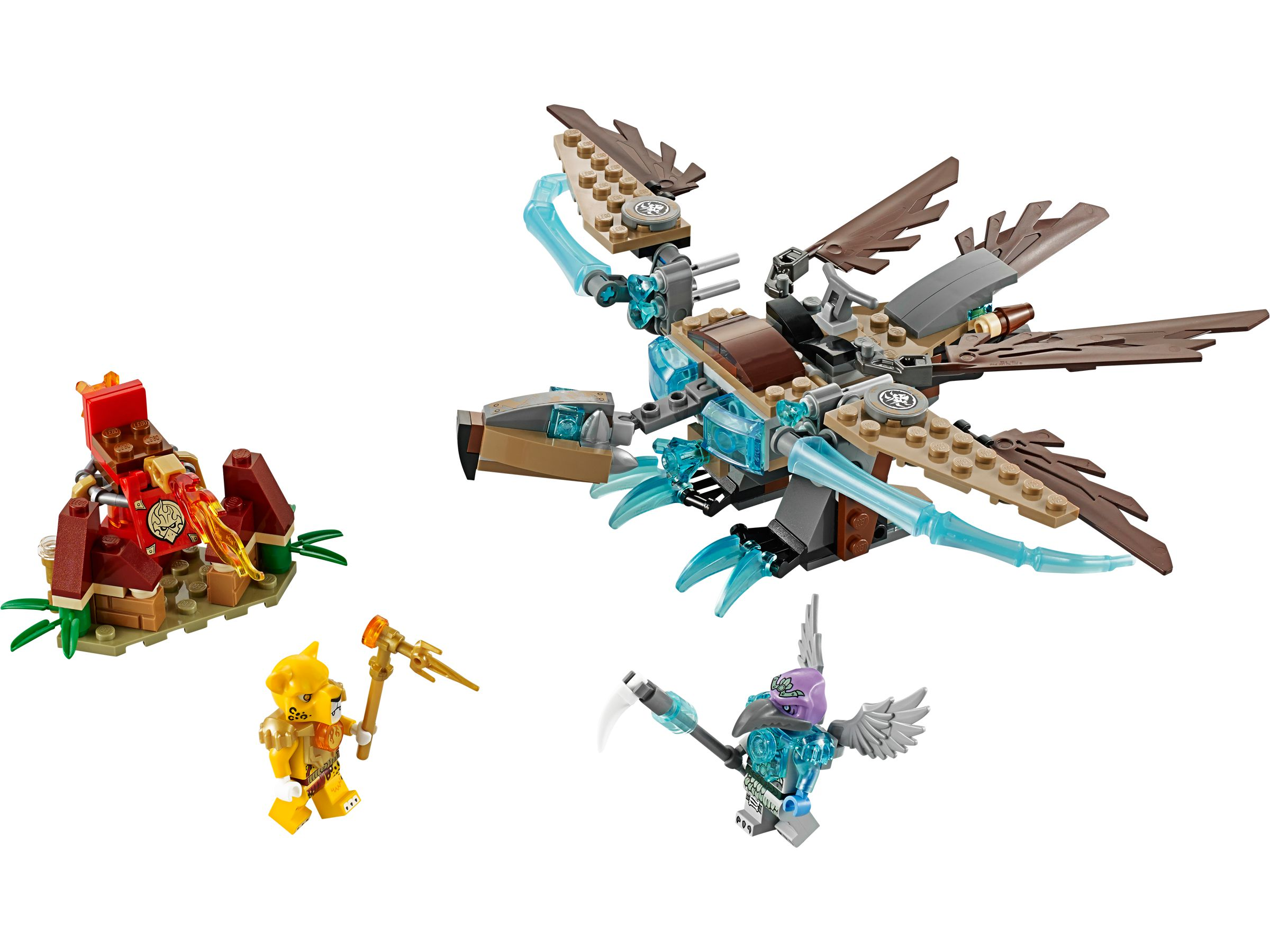 LEGO Legends Of Chima 70141 Vardys Eis-Gleiter LEGO_70141.jpg