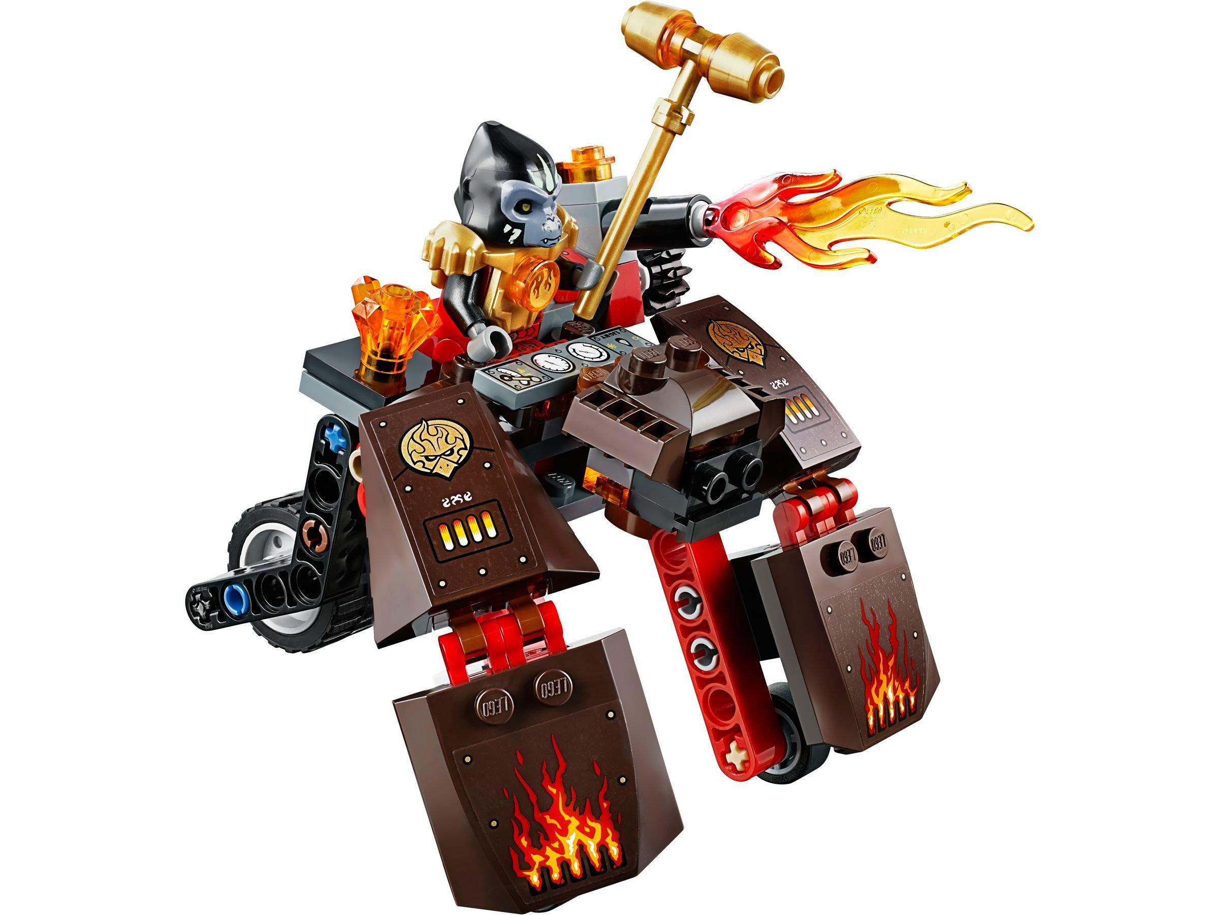 Lego 70147 sir fangars eisschloss legends of chima 2014 sir fangar 39 s ice fortress brickmerge - Image de lego chima ...