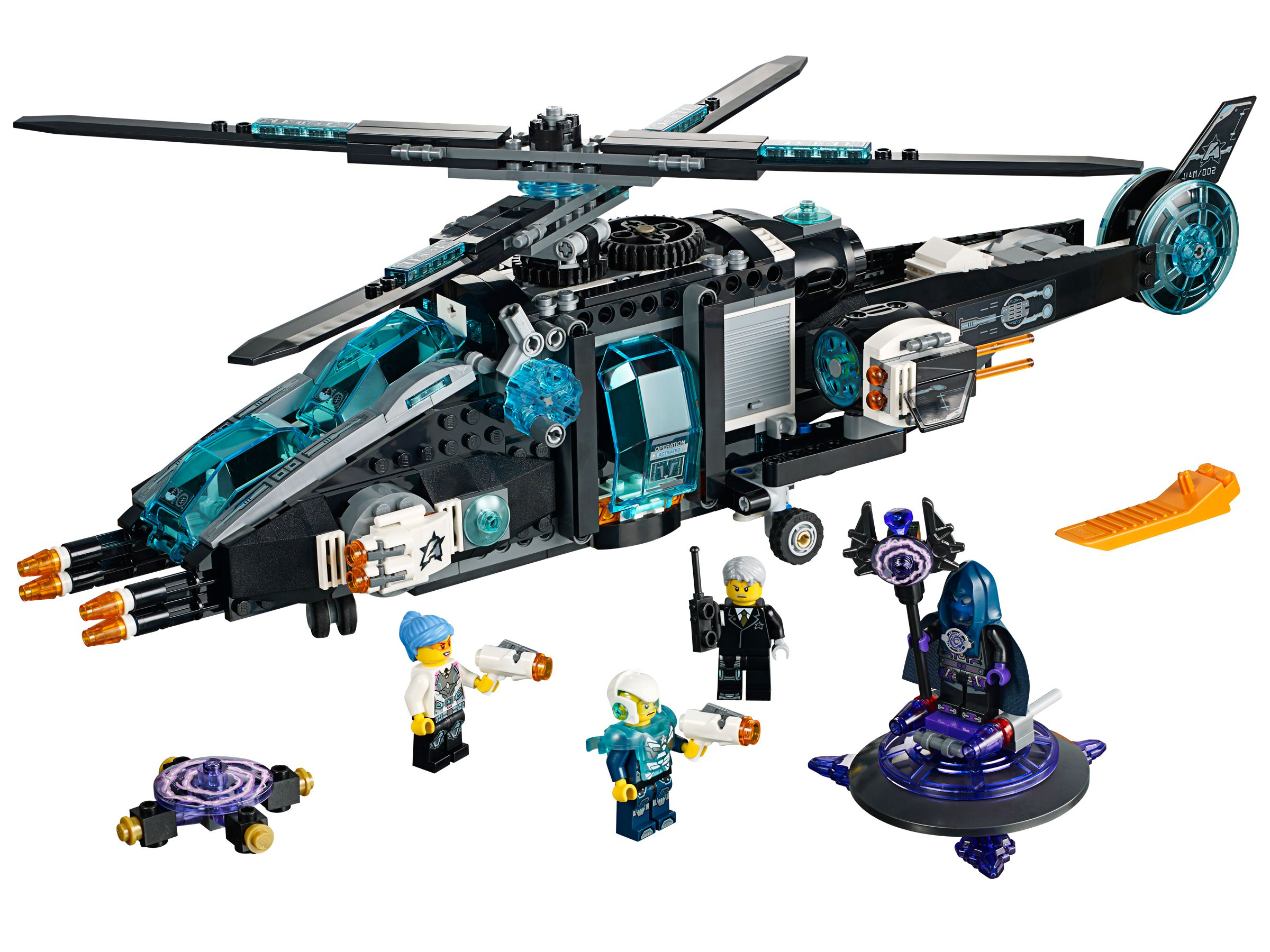 LEGO Agents 70170 UltraCopter vs. AntiMatter LEGO_70170.jpg