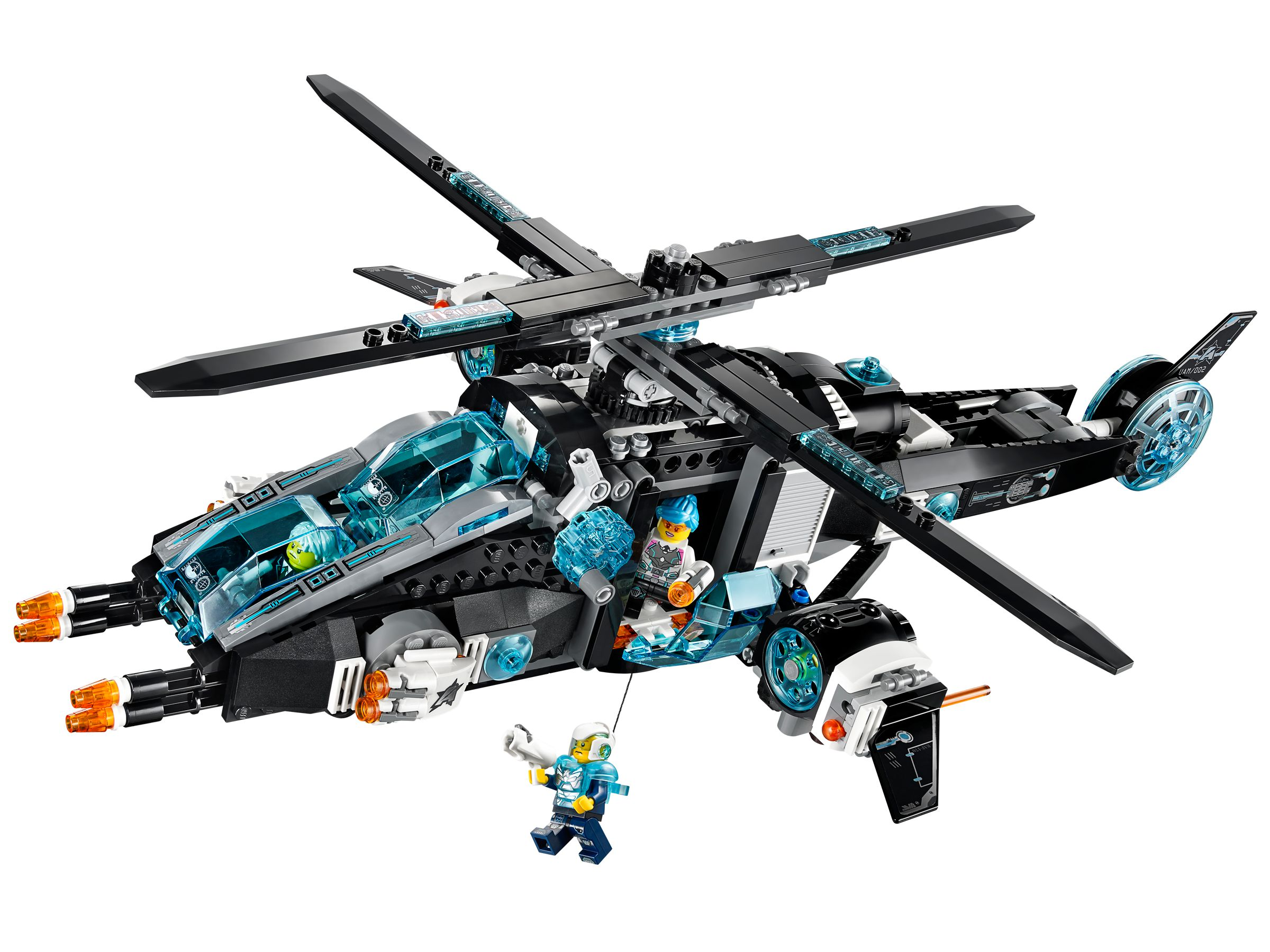 LEGO Agents 70170 UltraCopter vs. AntiMatter LEGO_70170_alt2.jpg