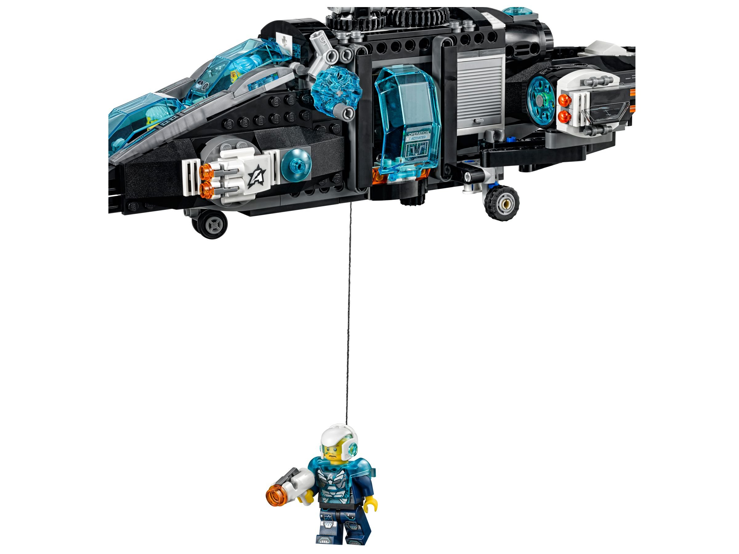 LEGO Agents 70170 UltraCopter vs. AntiMatter LEGO_70170_alt3.jpg
