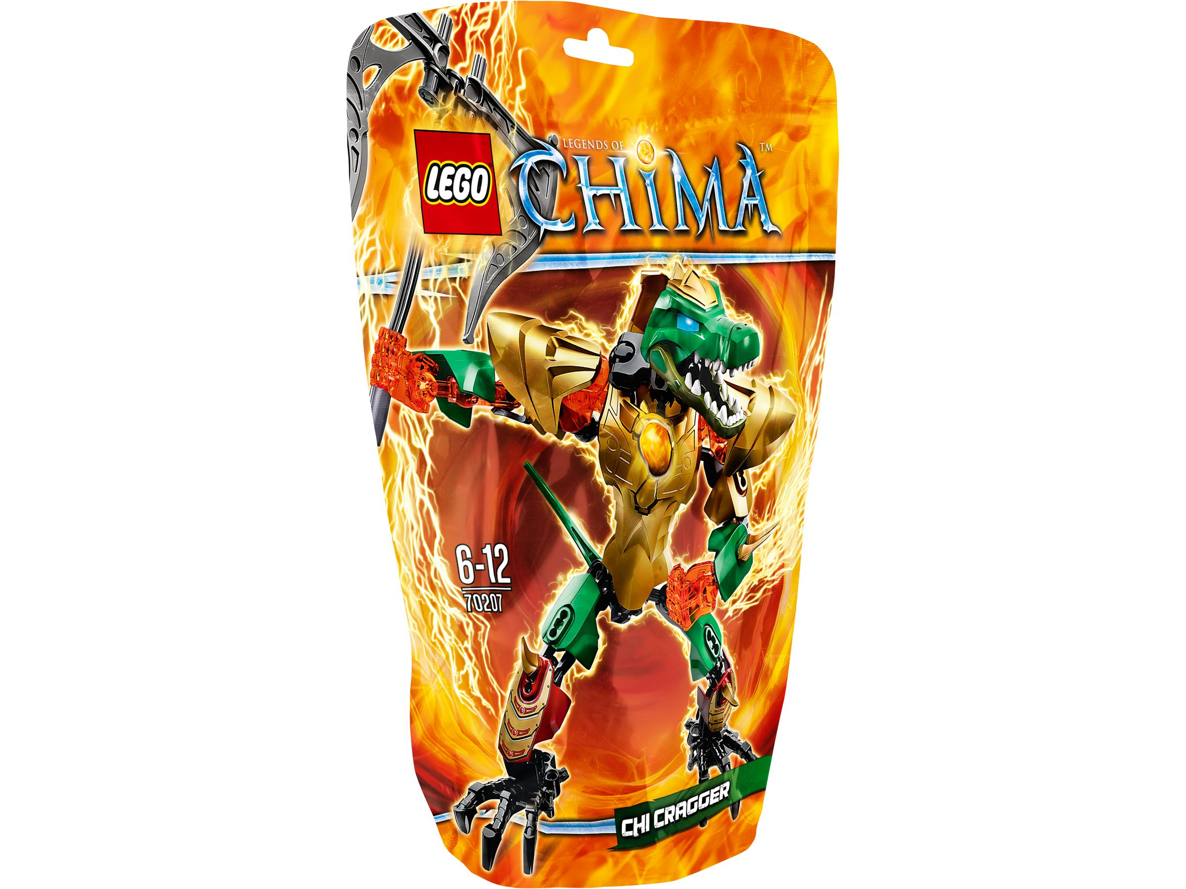 LEGO Legends Of Chima 70207 CHI Cragger LEGO_70207_alt1.jpg