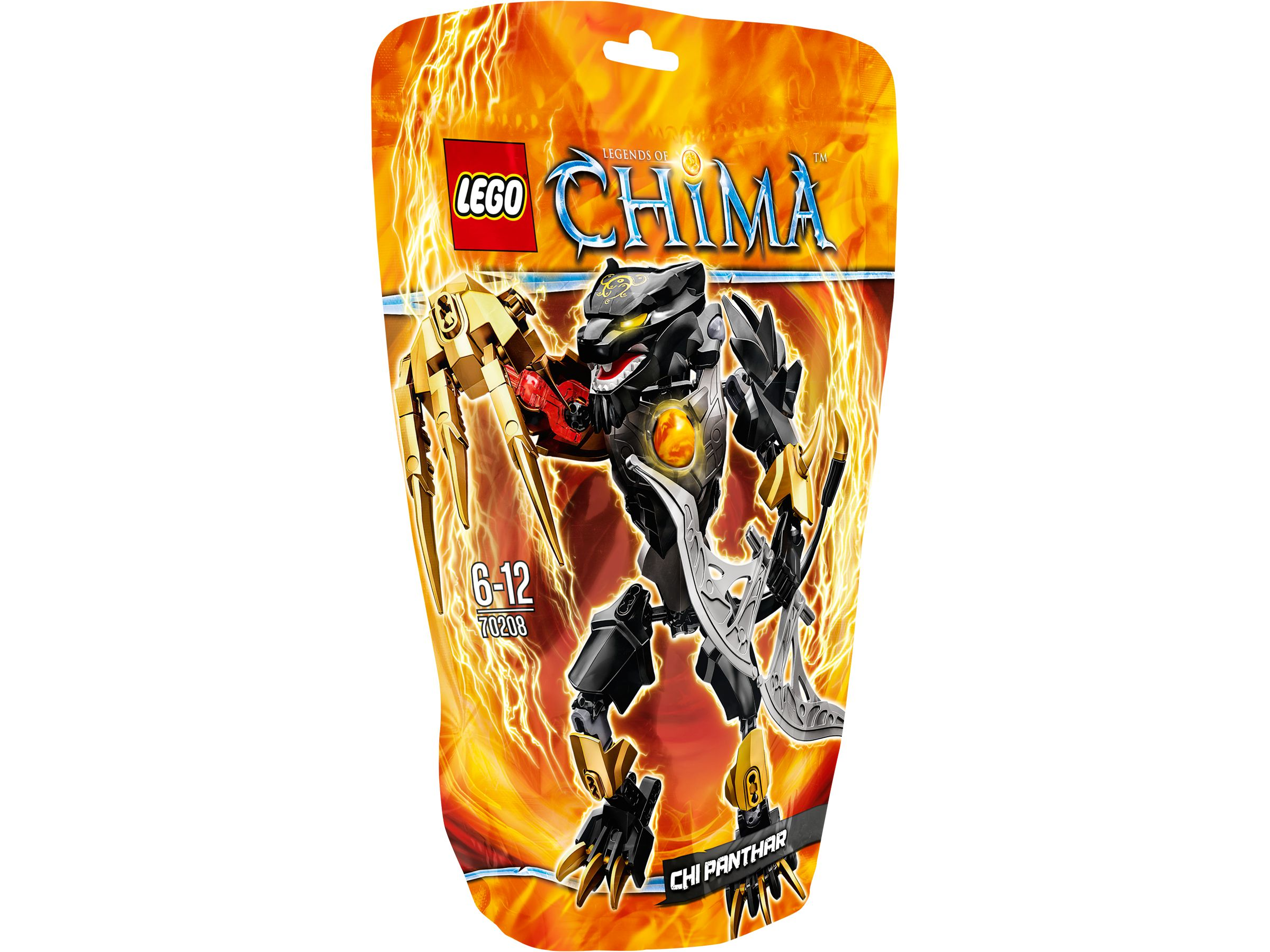 LEGO Legends Of Chima 70208 CHI Panthar LEGO_70208_alt1.jpg