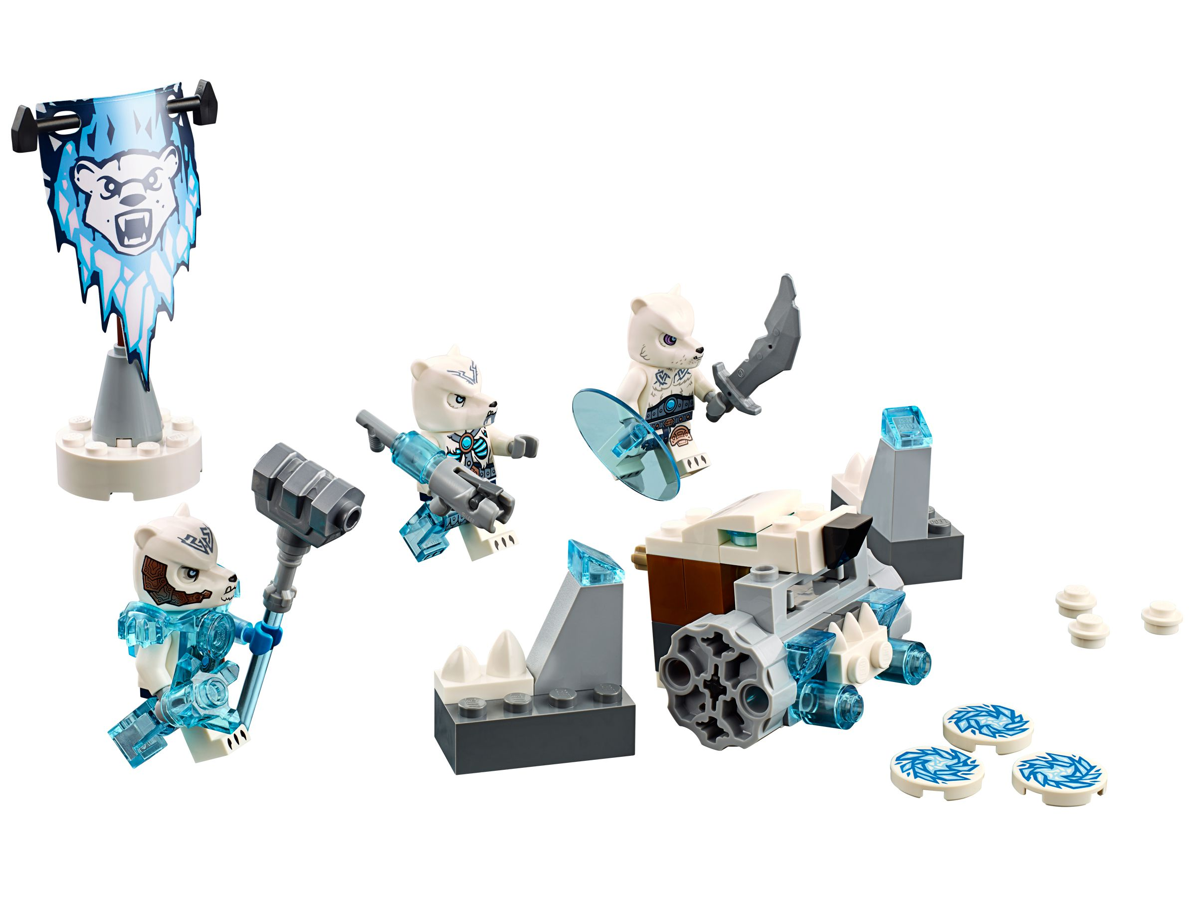LEGO Legends Of Chima 70230 Eisbärstamm-Set LEGO_70230.jpg