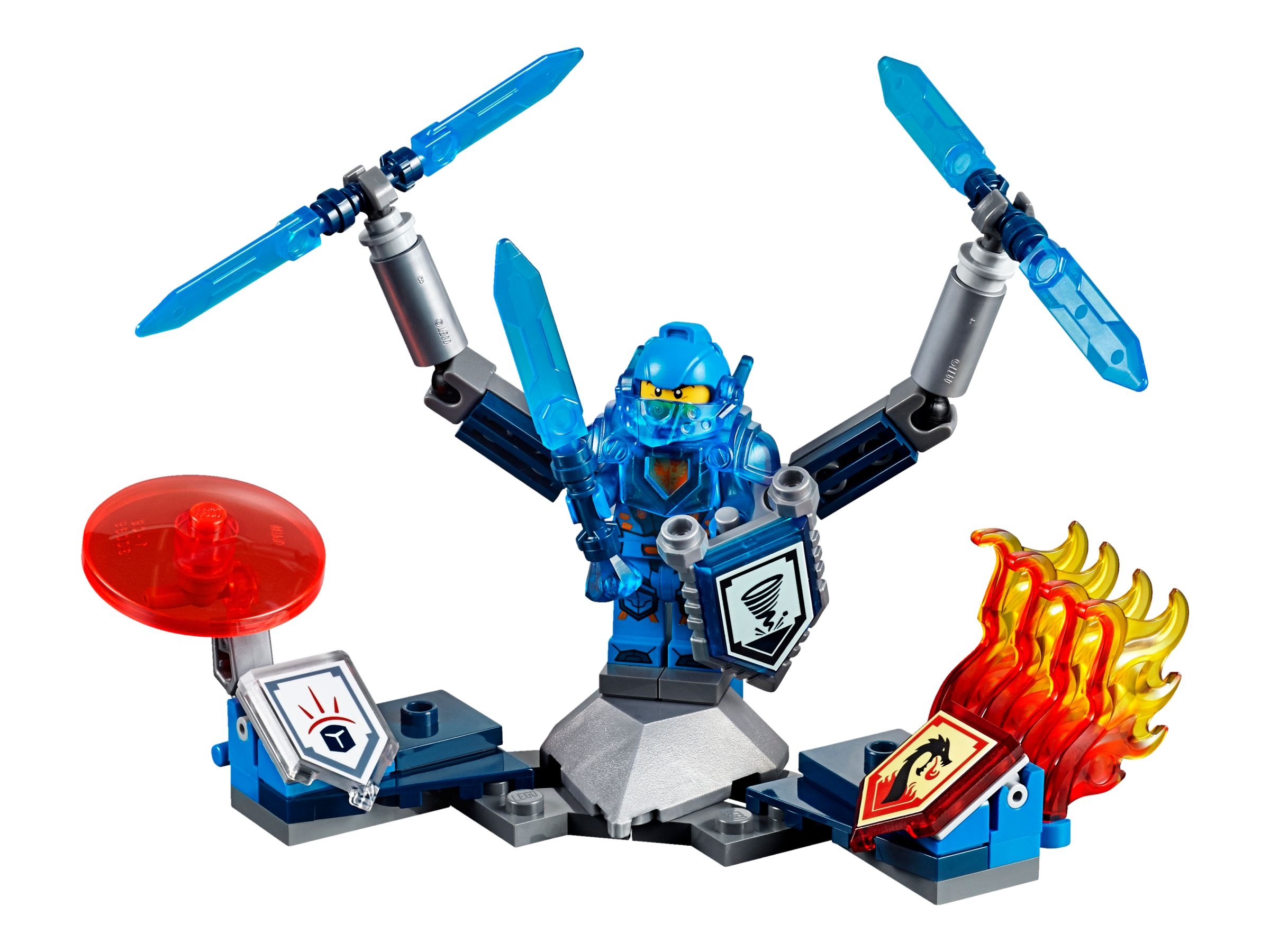 LEGO Nexo Knights 70330 Ultimativer Clay LEGO_70330.jpg