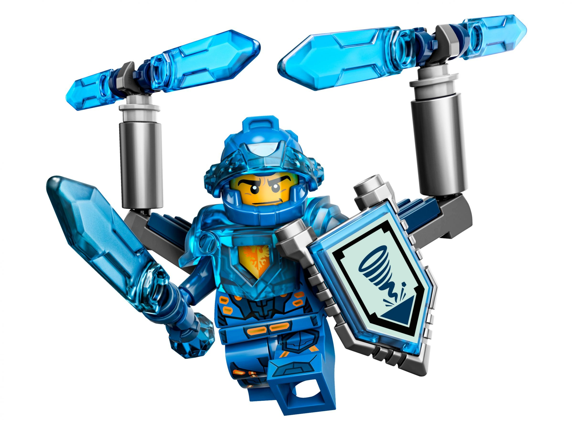 LEGO Nexo Knights 70330 Ultimativer Clay LEGO_70330_alt2.jpg