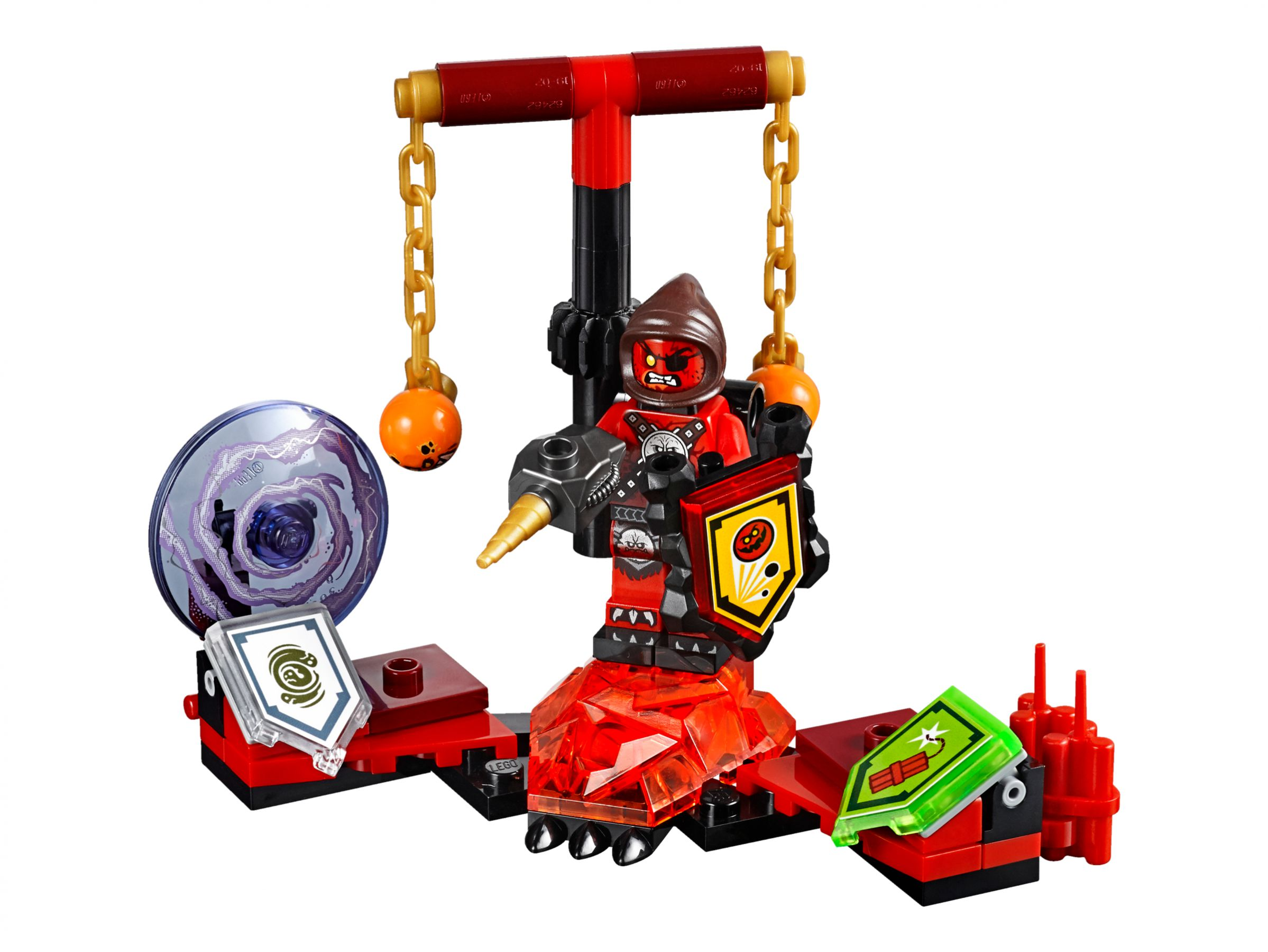 LEGO Nexo Knights 70334 Ultimativer Monster-Meister LEGO_70334.jpg