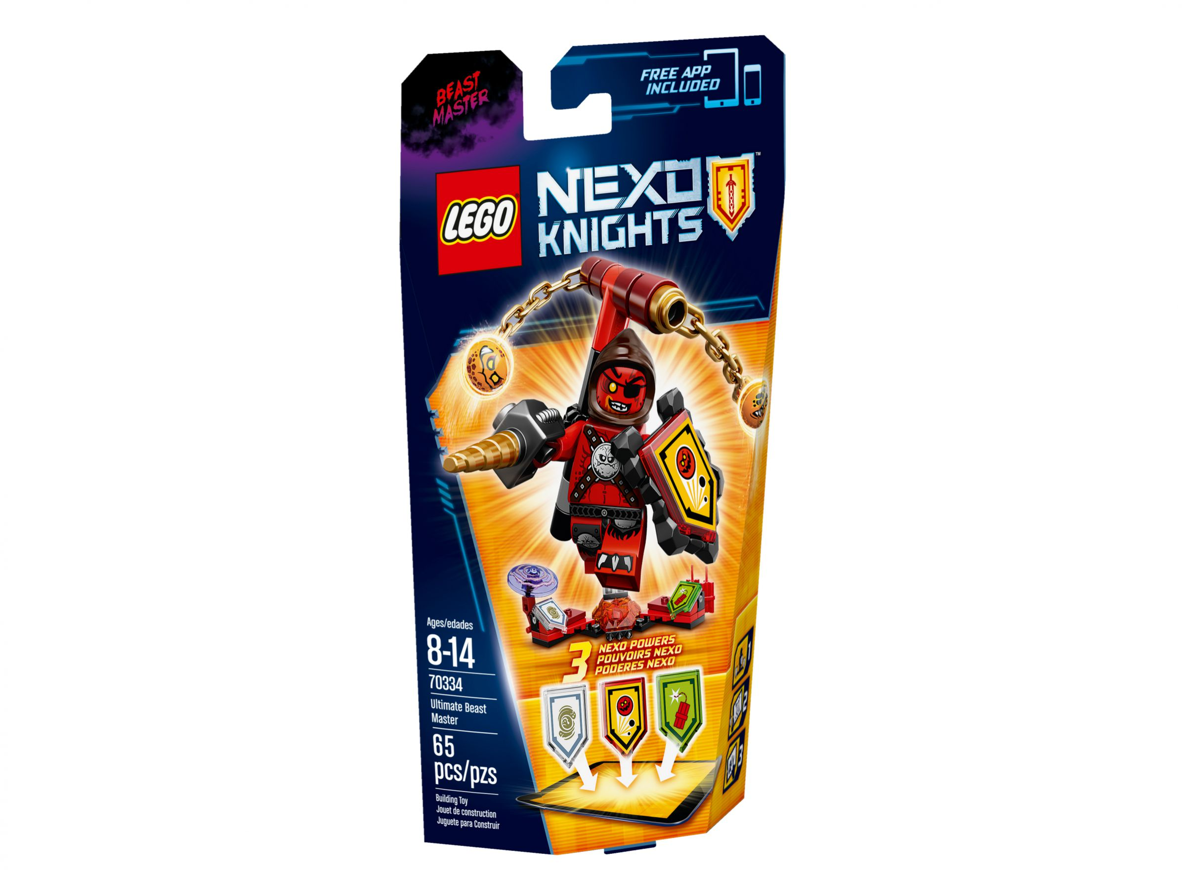 LEGO Nexo Knights 70334 Ultimativer Monster-Meister LEGO_70334_alt1.jpg