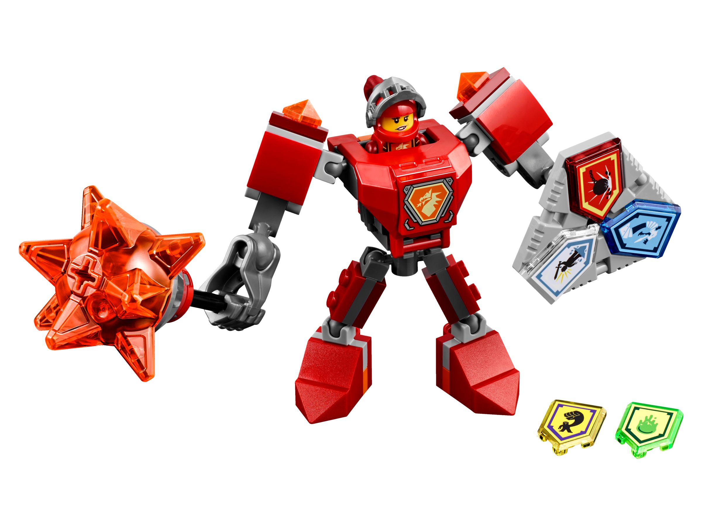 LEGO Nexo Knights 70363 Action Macy