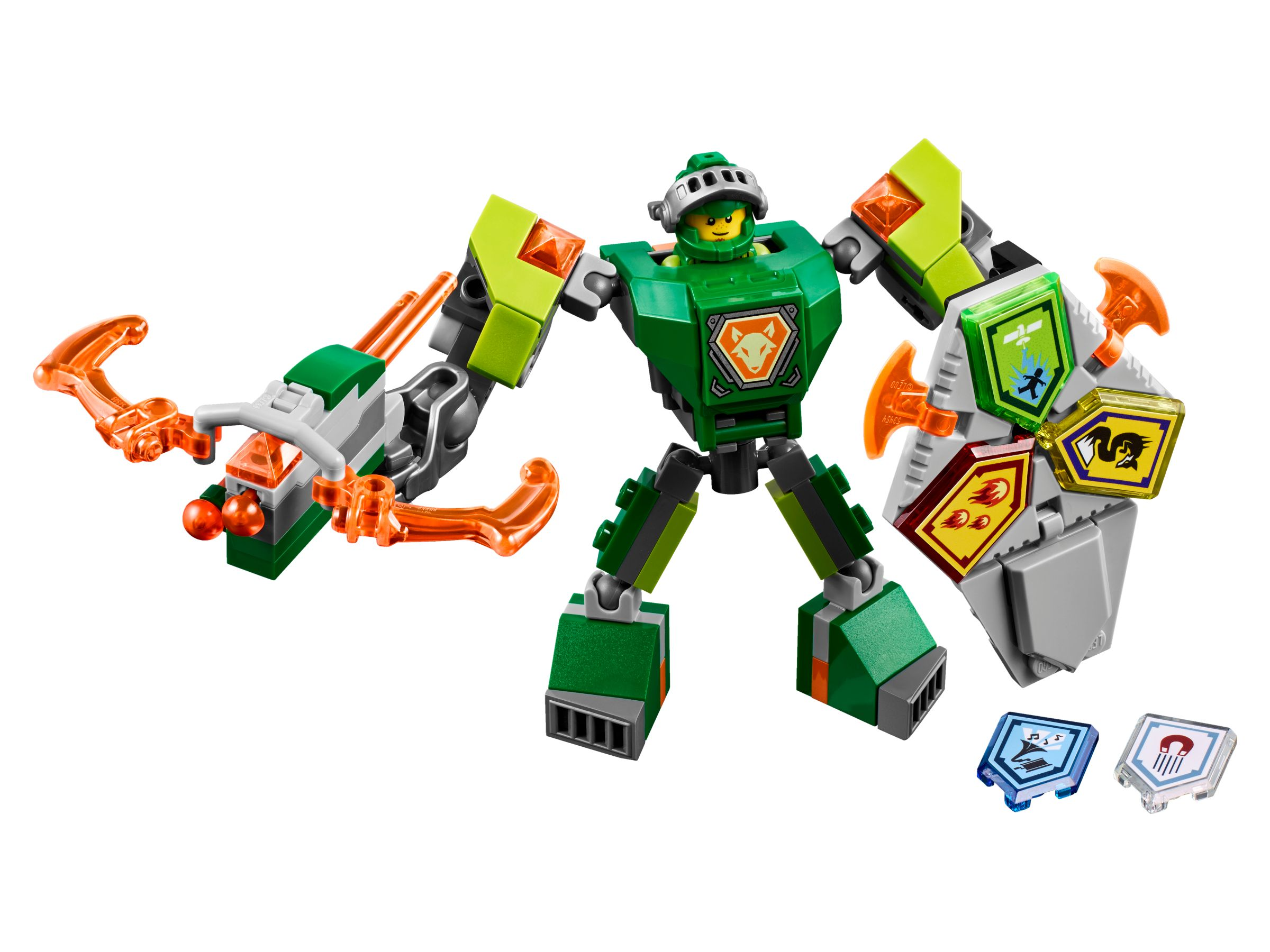 LEGO Nexo Knights 70364 Action Aaron