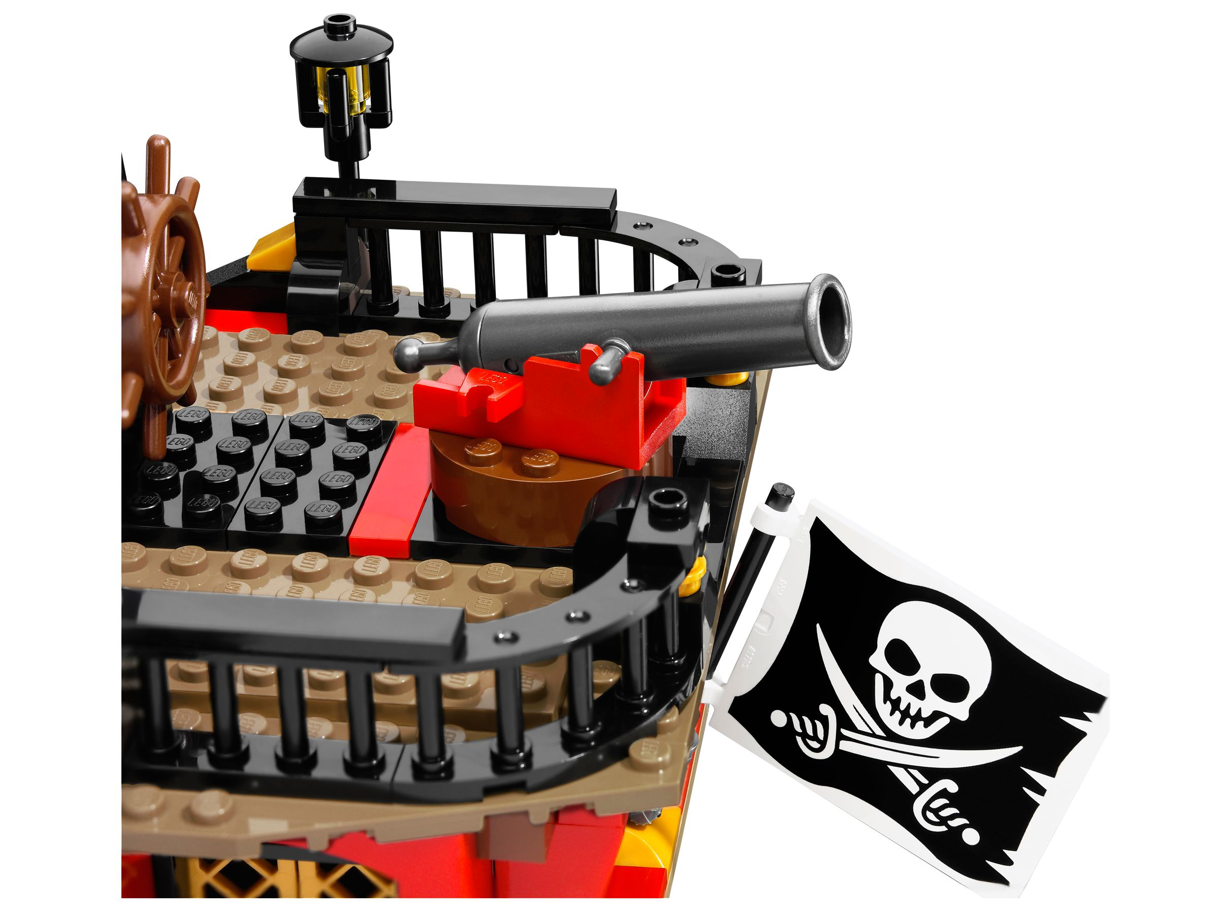 gro es piratenschiff 70413 lego pirates 2015 im preisvergleich the brick bounty. Black Bedroom Furniture Sets. Home Design Ideas