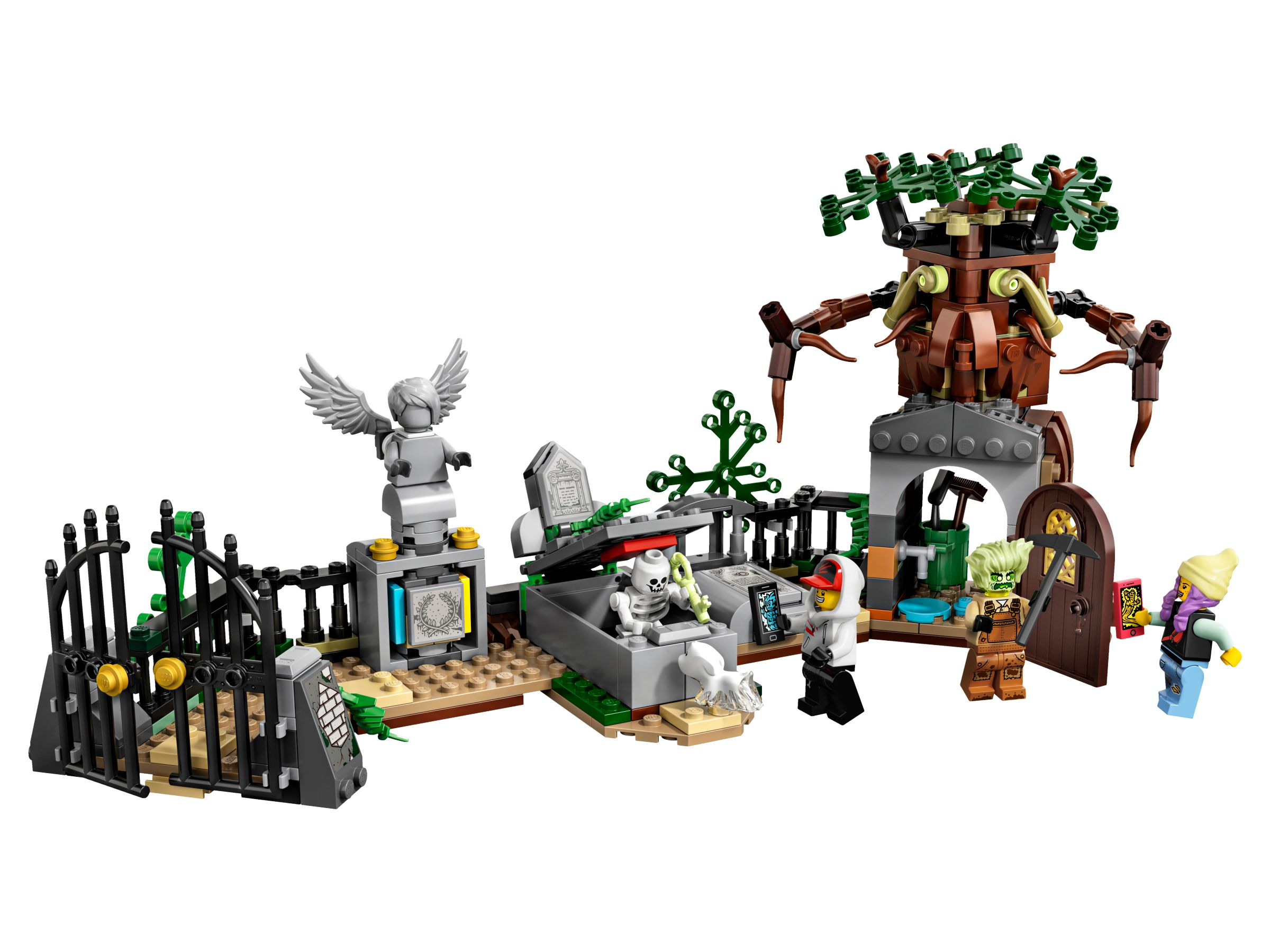 LEGO Hidden Side 70420 Geheimnisvoller Friedhof
