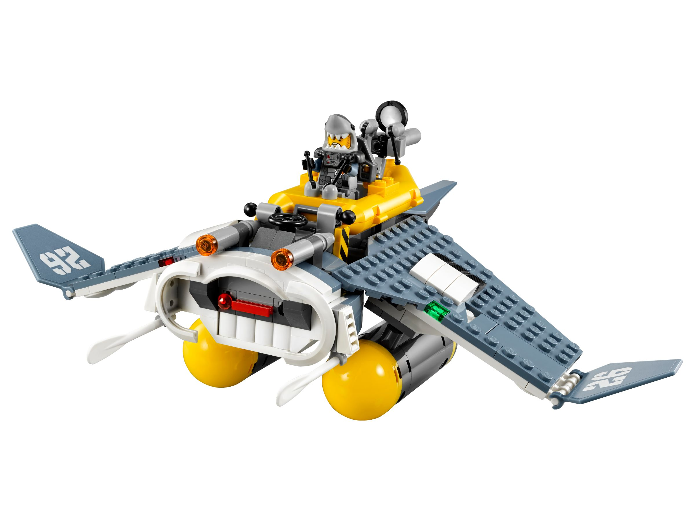LEGO The LEGO Ninjago Movie 70609 Mantarochen-Flieger LEGO_70609_alt2.jpg