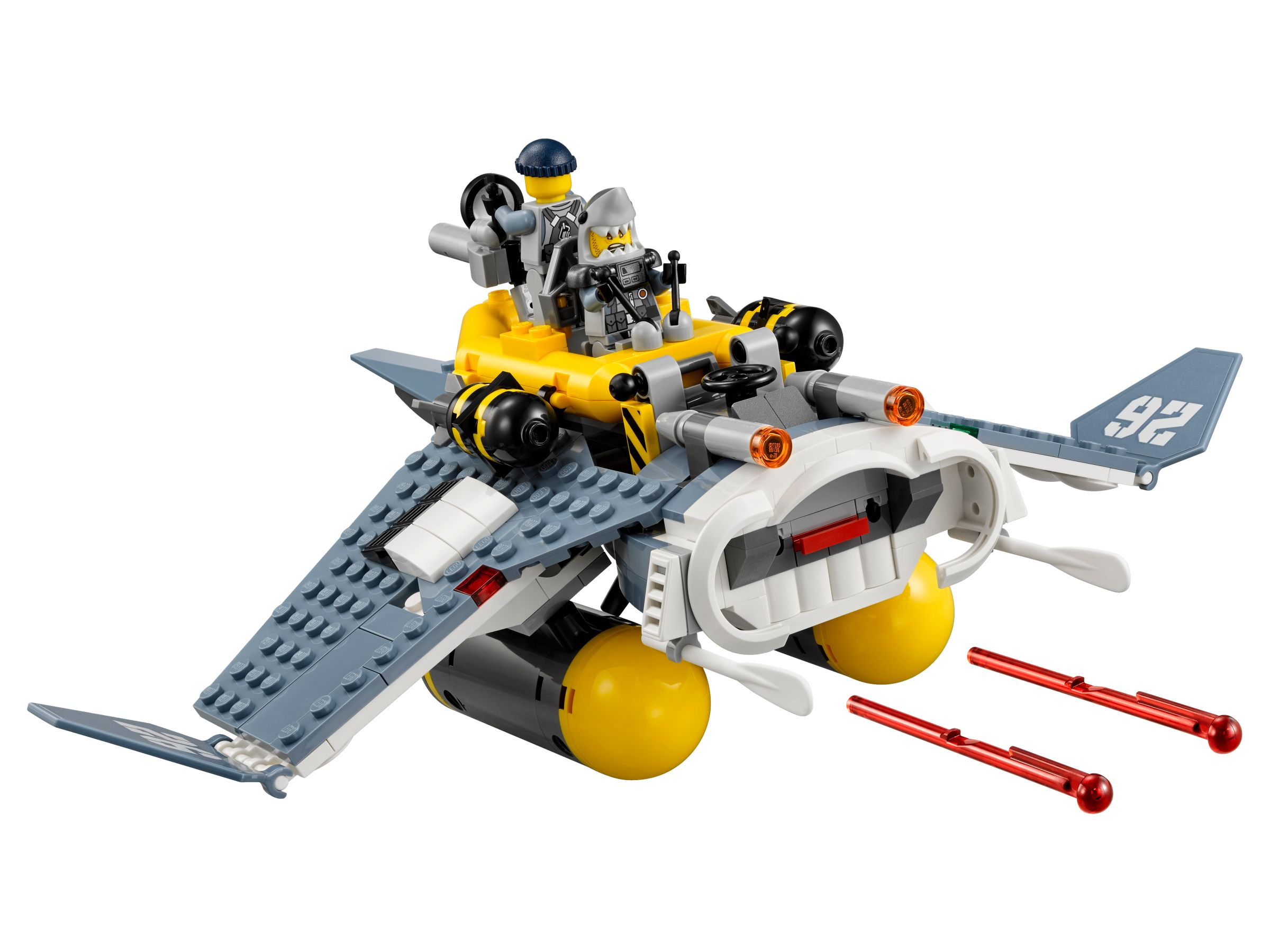 LEGO The LEGO Ninjago Movie 70609 Mantarochen-Flieger LEGO_70609_alt4.jpg