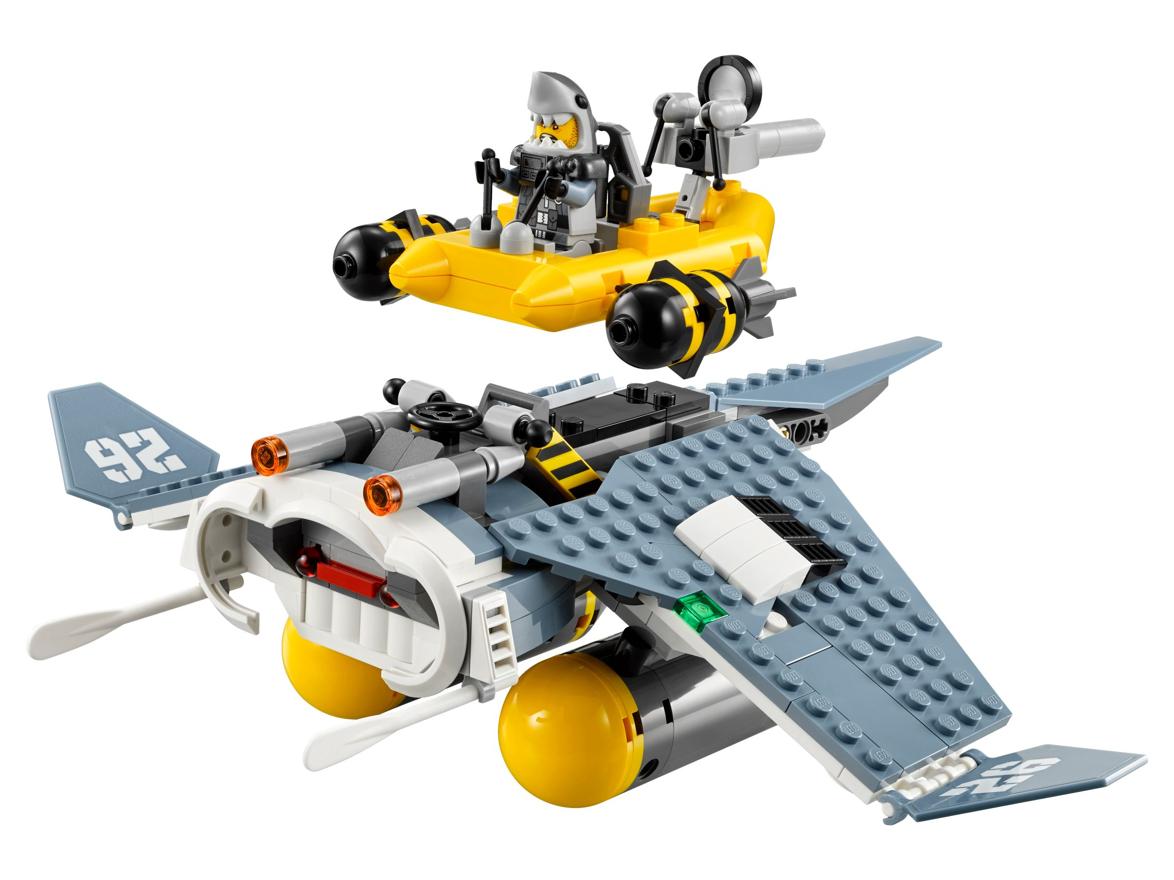 LEGO The LEGO Ninjago Movie 70609 Mantarochen-Flieger LEGO_70609_alt5.jpg