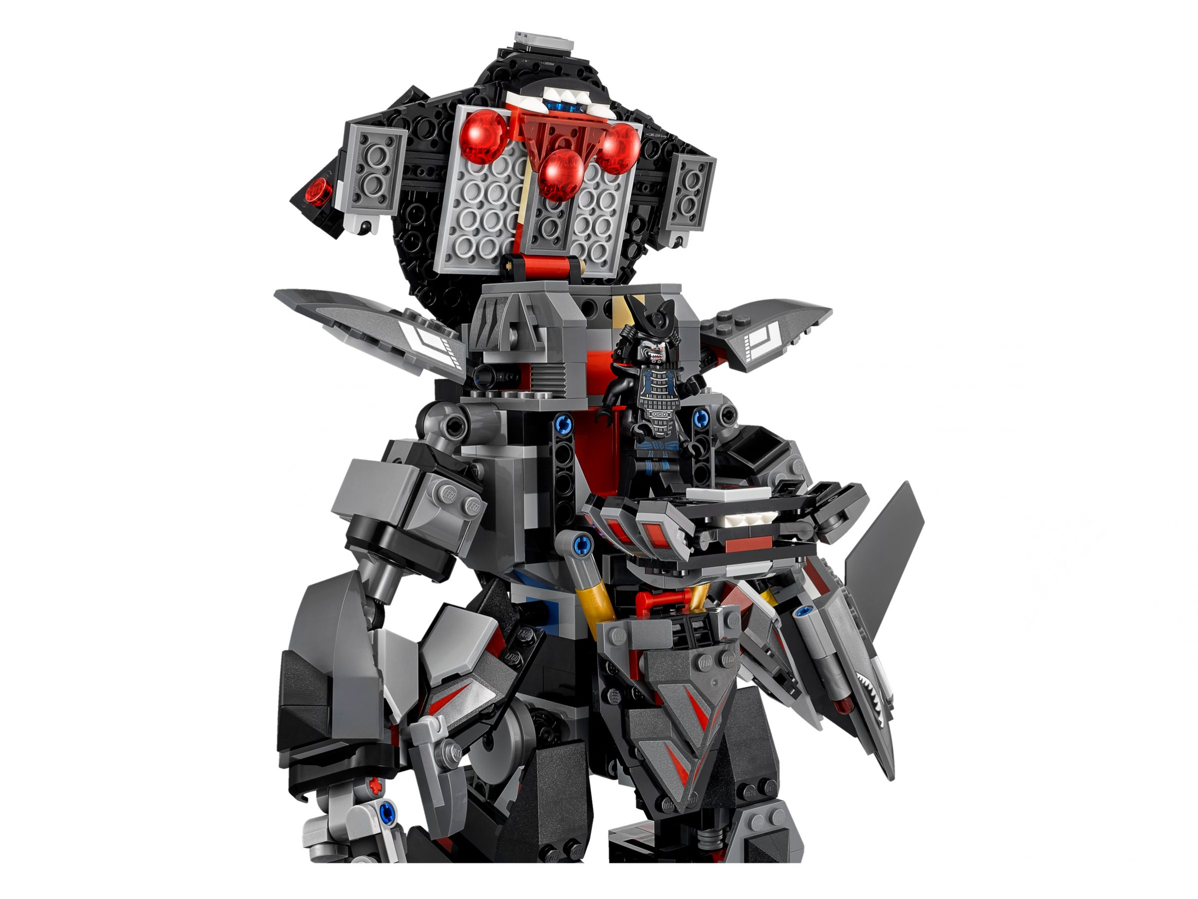 LEGO The LEGO Ninjago Movie 70613 Garmadon's Robo-Hai LEGO_70613_alt4.jpg
