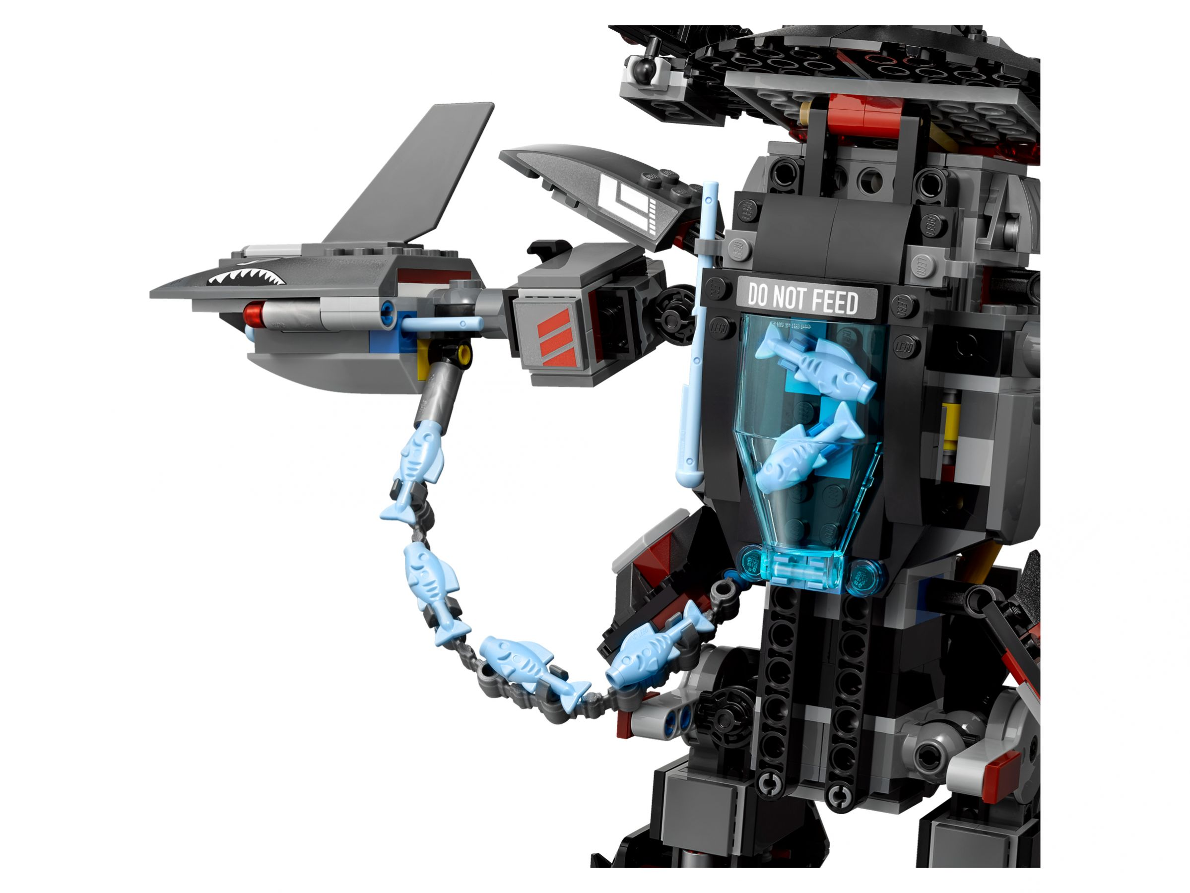 LEGO The LEGO Ninjago Movie 70613 Garmadon's Robo-Hai LEGO_70613_alt5.jpg