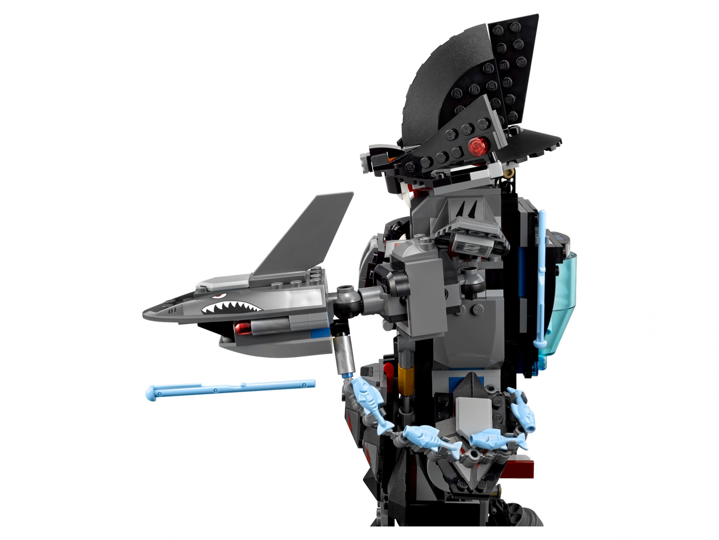 LEGO The LEGO Ninjago Movie 70613 Garmadon's Robo-Hai LEGO_70613_alt6.jpg