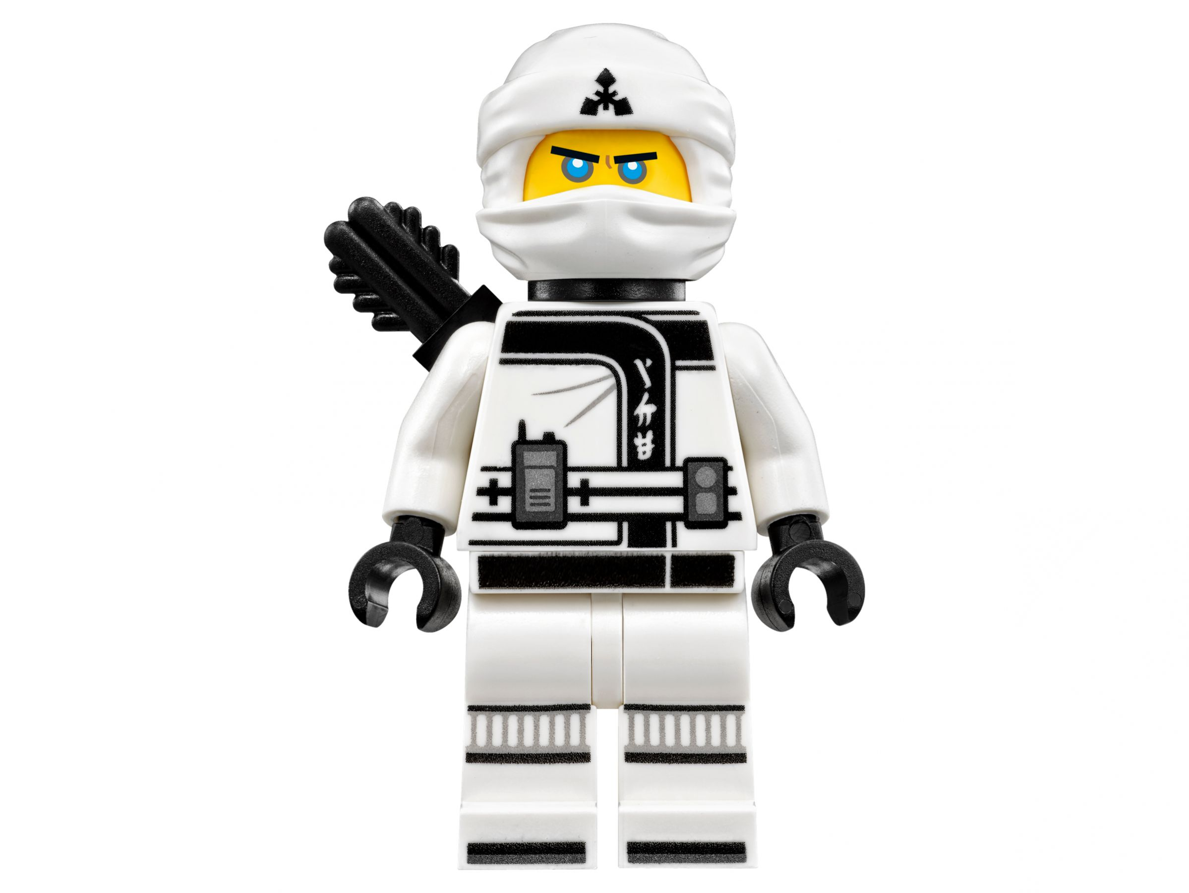 LEGO The LEGO Ninjago Movie 70616 Zane's Eis-Raupe LEGO_70616_alt10.jpg