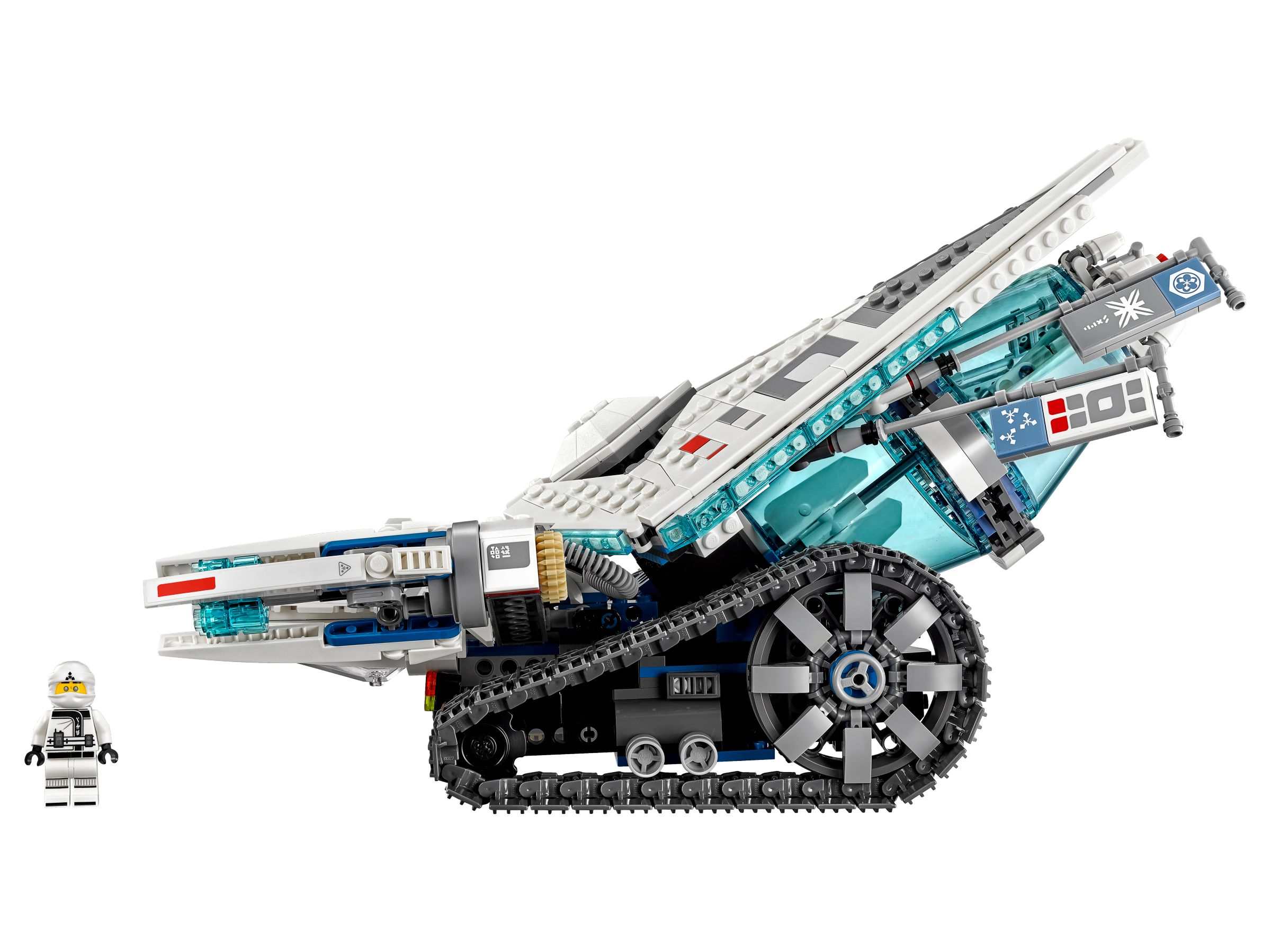 LEGO The LEGO Ninjago Movie 70616 Zane's Eis-Raupe LEGO_70616_alt7.jpg
