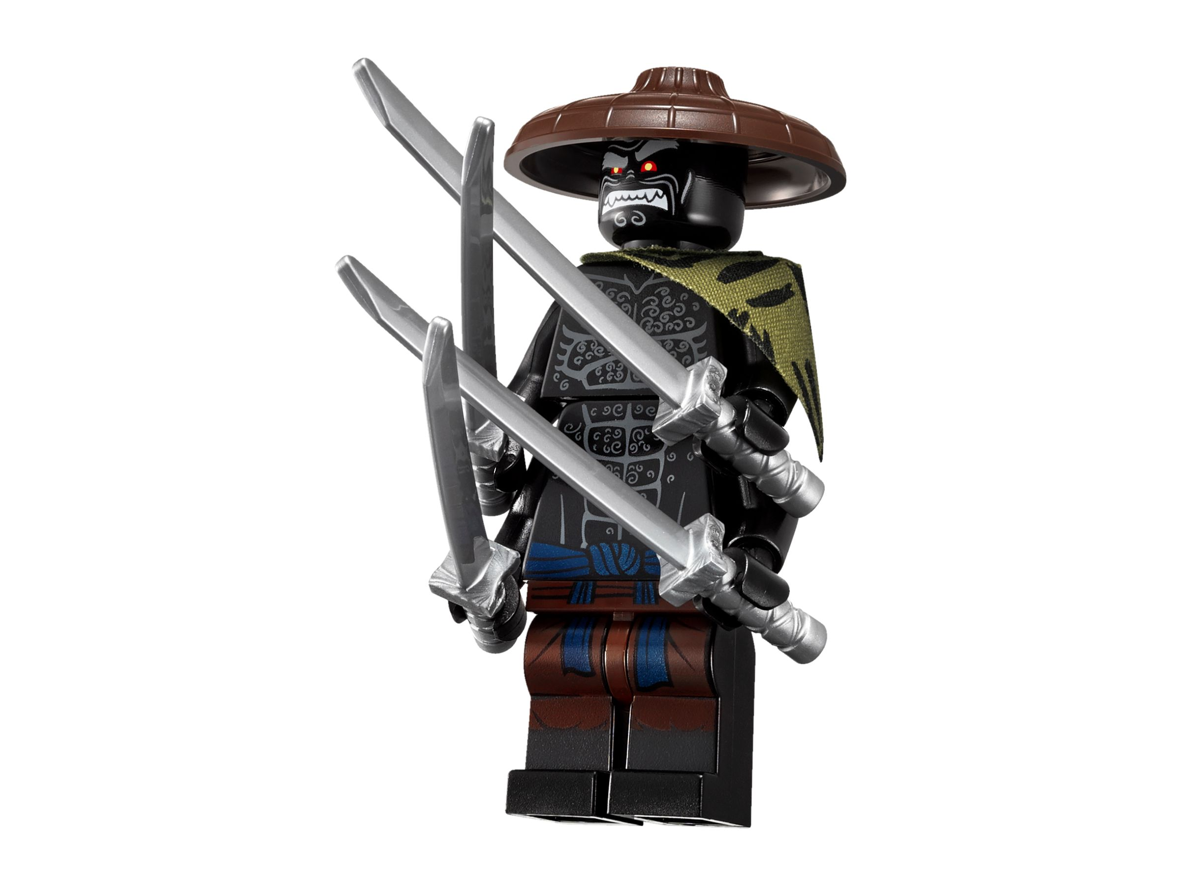 LEGO The LEGO Ninjago Movie 70617 Ultimativ ultimatives Tempel-Versteck LEGO_70617_alt10.jpg
