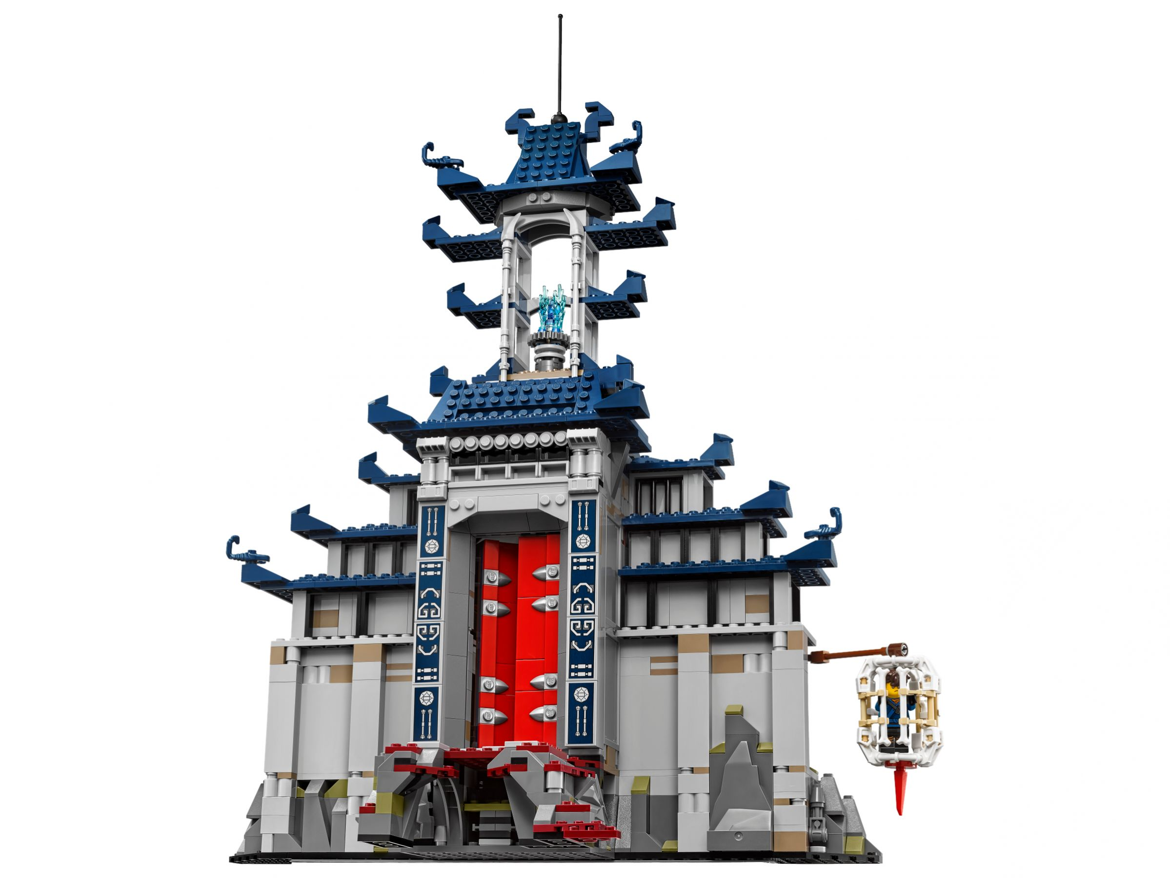 LEGO The LEGO Ninjago Movie 70617 Ultimativ ultimatives Tempel-Versteck LEGO_70617_alt2.jpg