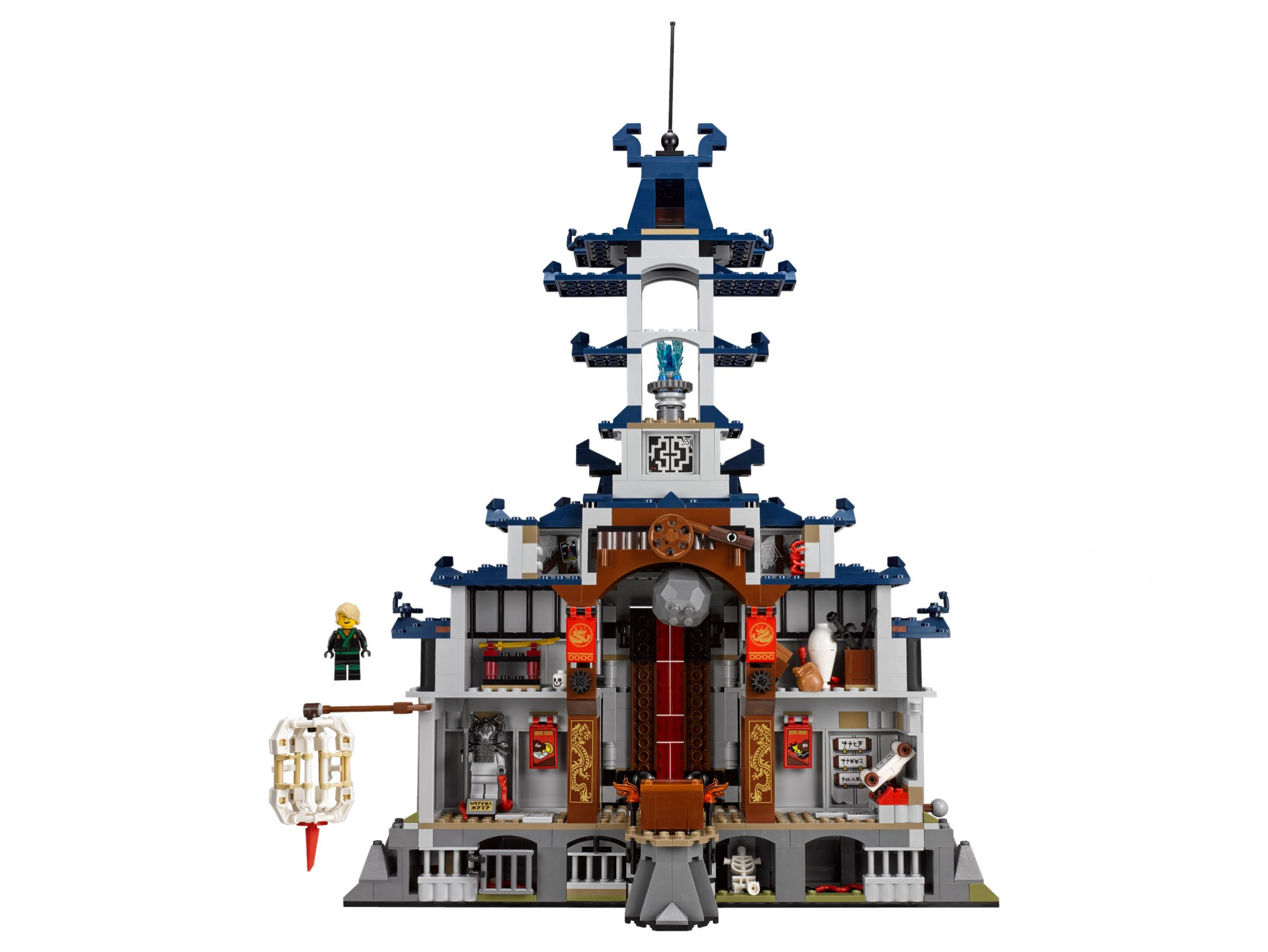 LEGO The LEGO Ninjago Movie 70617 Ultimativ ultimatives Tempel-Versteck LEGO_70617_alt5.jpg