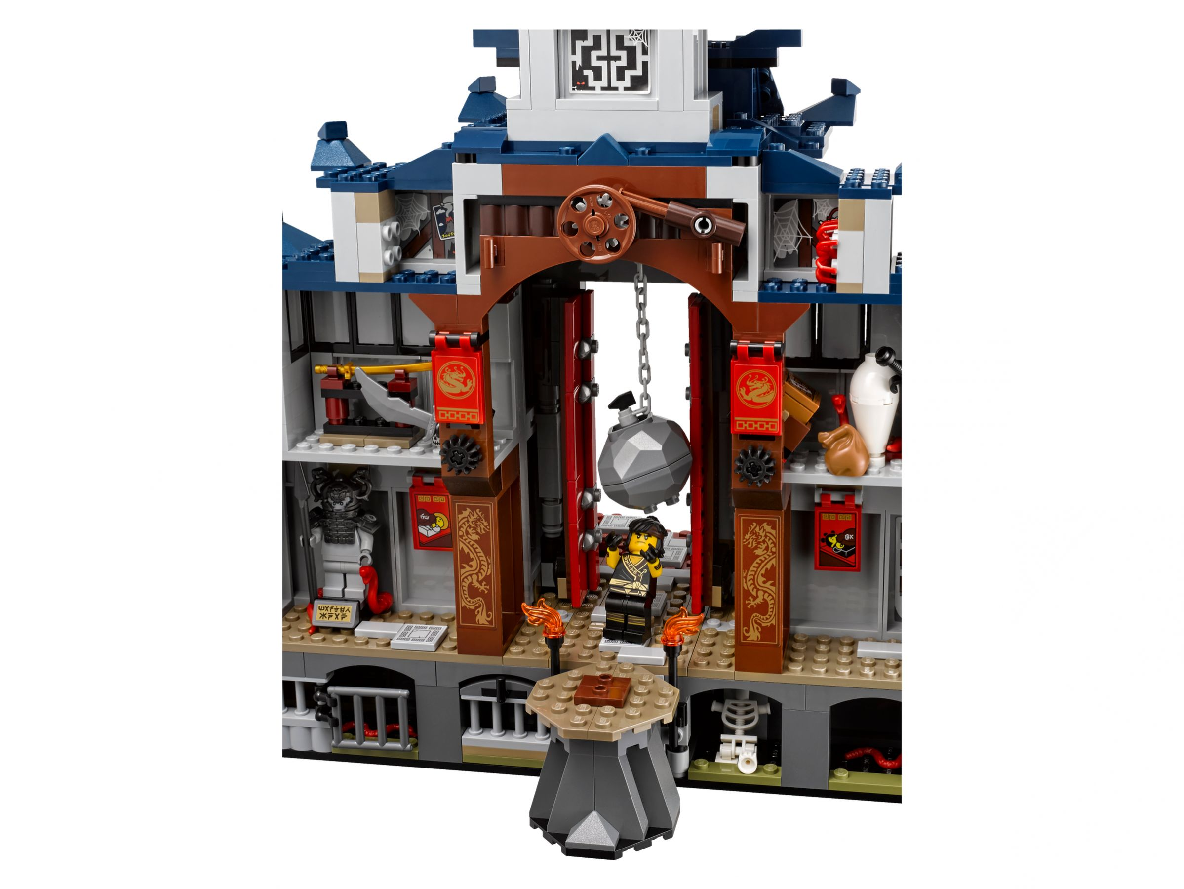 LEGO The LEGO Ninjago Movie 70617 Ultimativ ultimatives Tempel-Versteck LEGO_70617_alt6.jpg