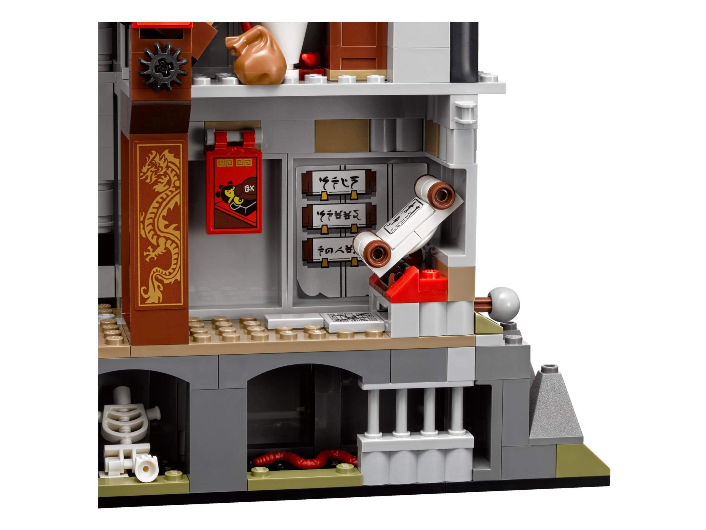 LEGO The LEGO Ninjago Movie 70617 Ultimativ ultimatives Tempel-Versteck LEGO_70617_alt7.jpg