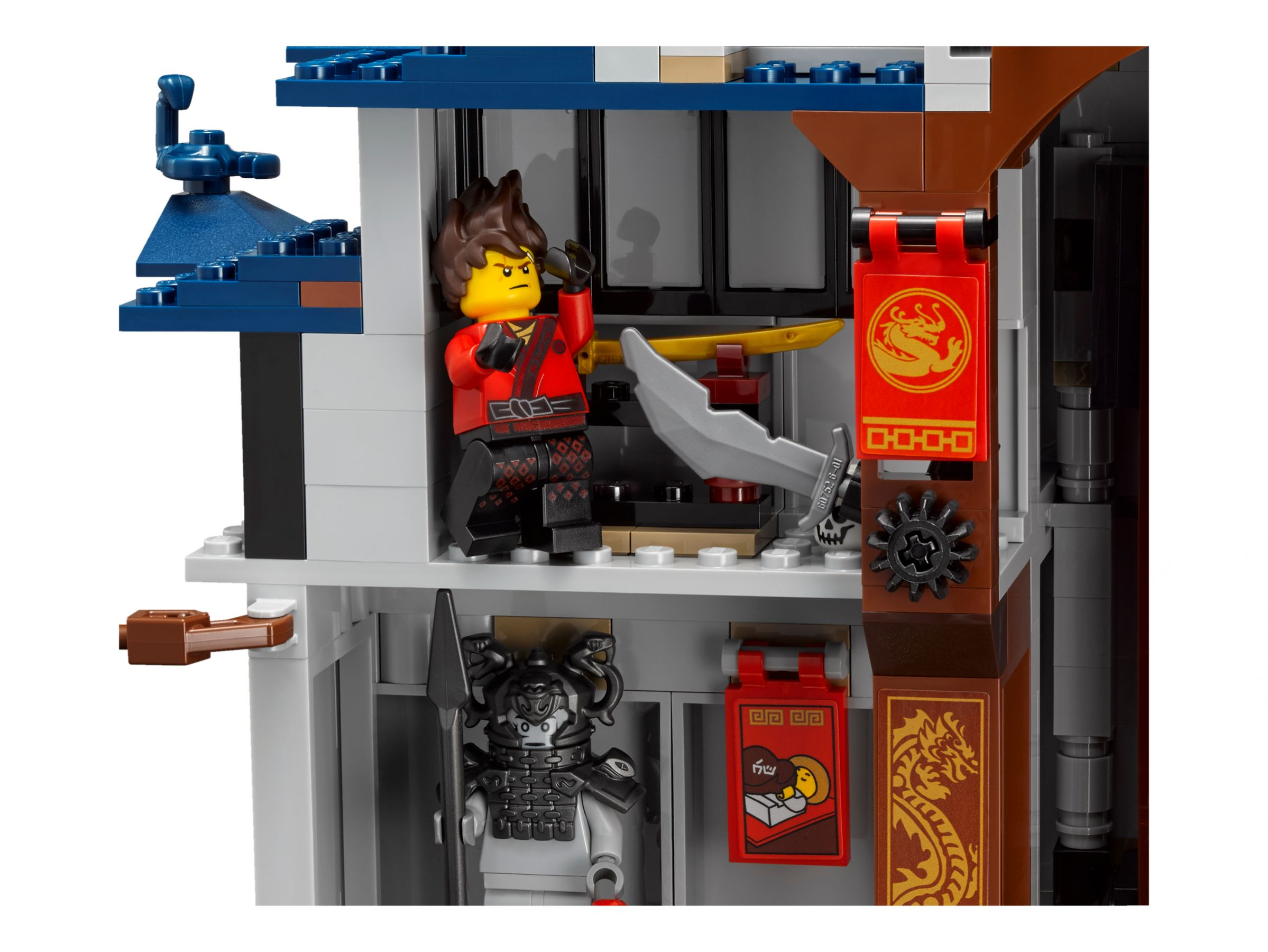 LEGO The LEGO Ninjago Movie 70617 Ultimativ ultimatives Tempel-Versteck LEGO_70617_alt9.jpg