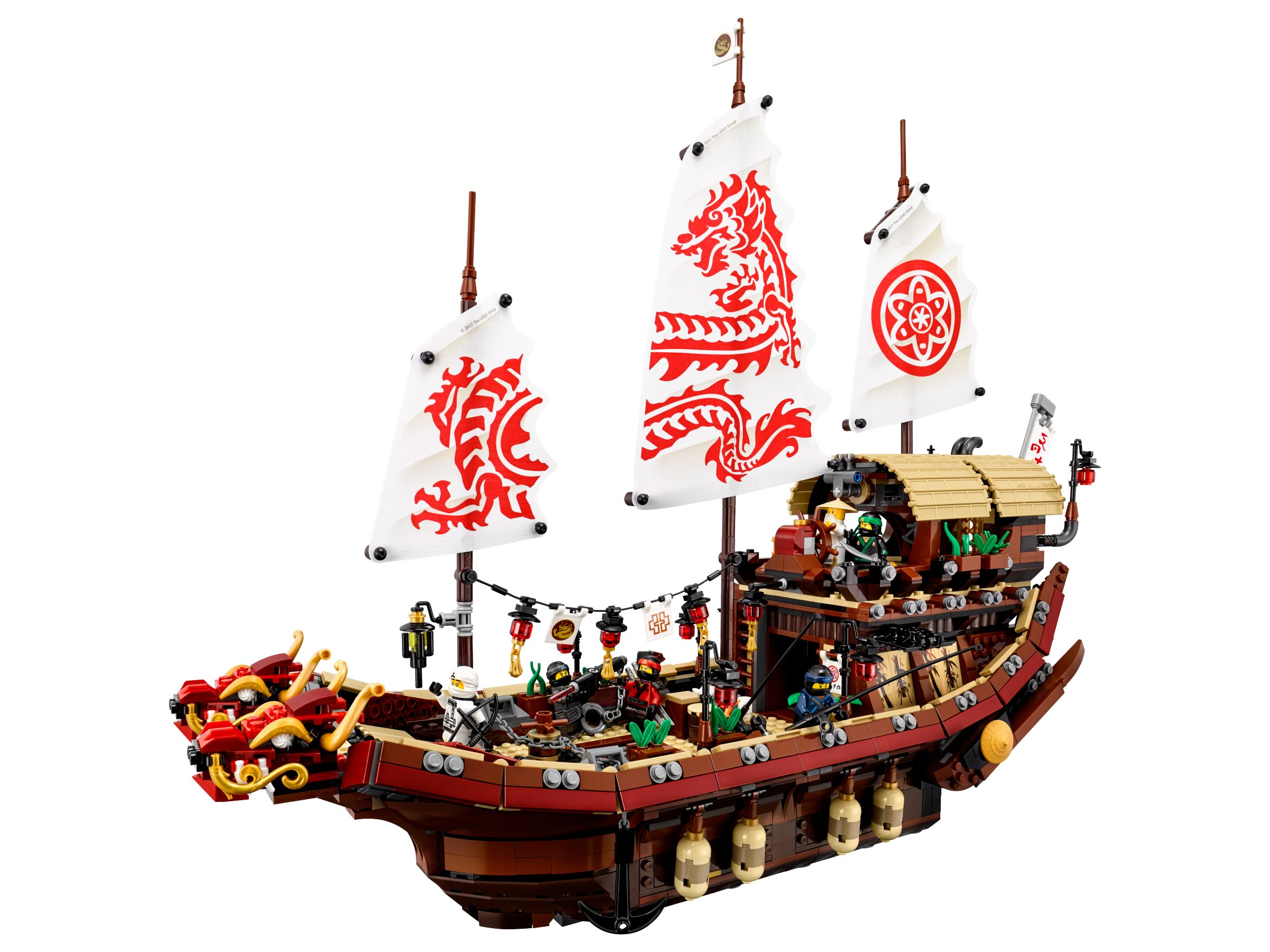 LEGO The LEGO Ninjago Movie 70618 Ninja-Flugsegler LEGO_70618_alt2.jpg