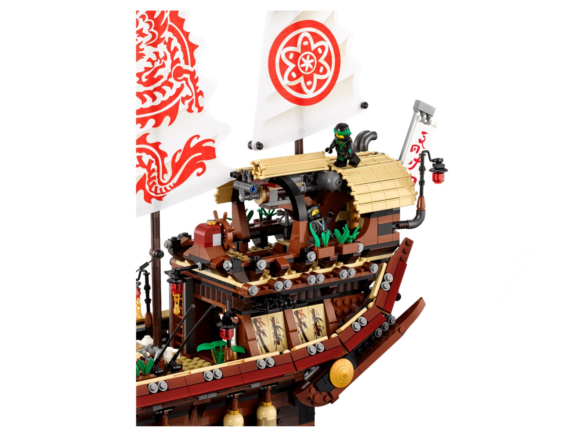 LEGO The LEGO Ninjago Movie 70618 Ninja-Flugsegler LEGO_70618_alt3.jpg