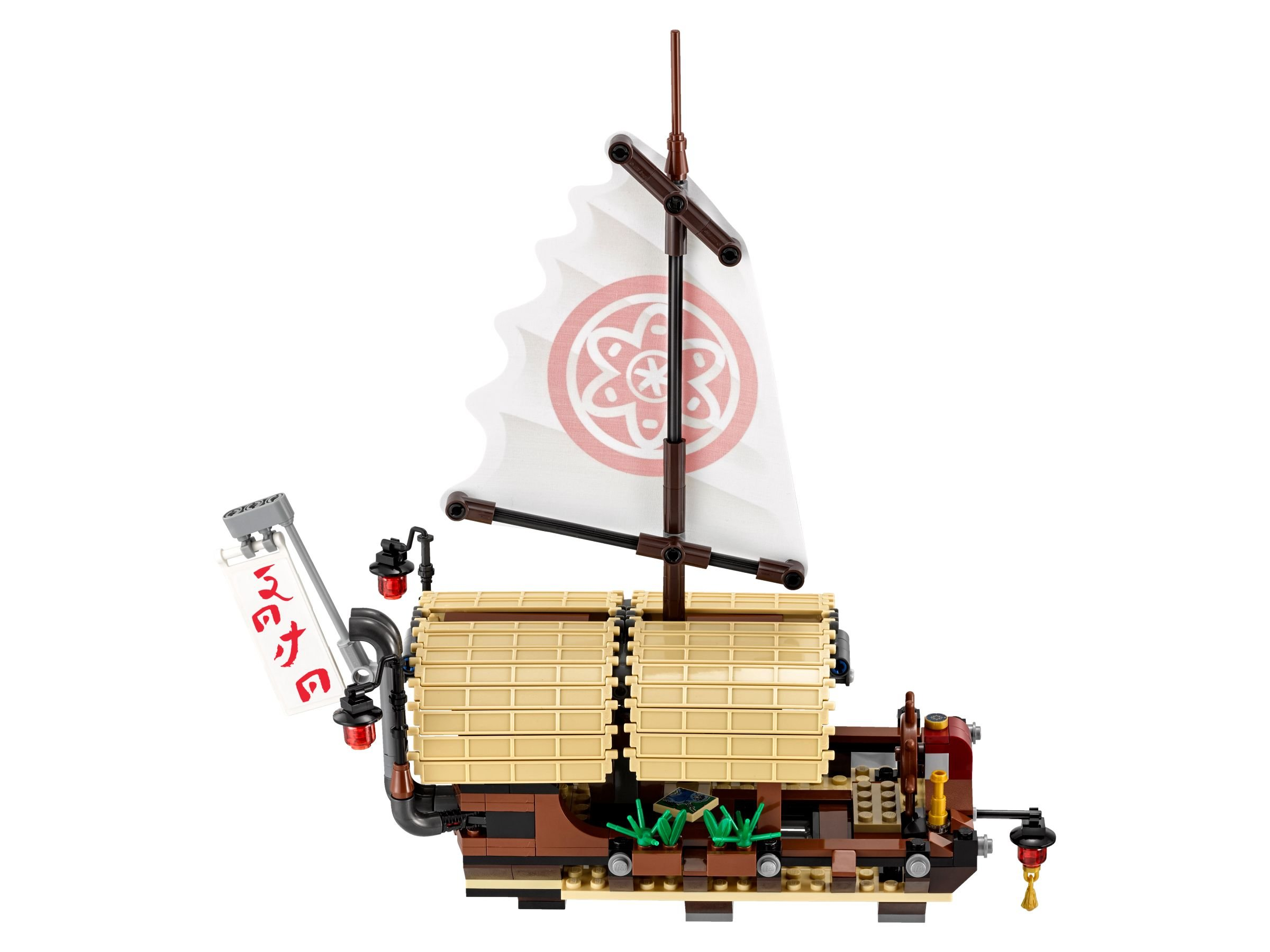 LEGO The LEGO Ninjago Movie 70618 Ninja-Flugsegler LEGO_70618_alt4.jpg