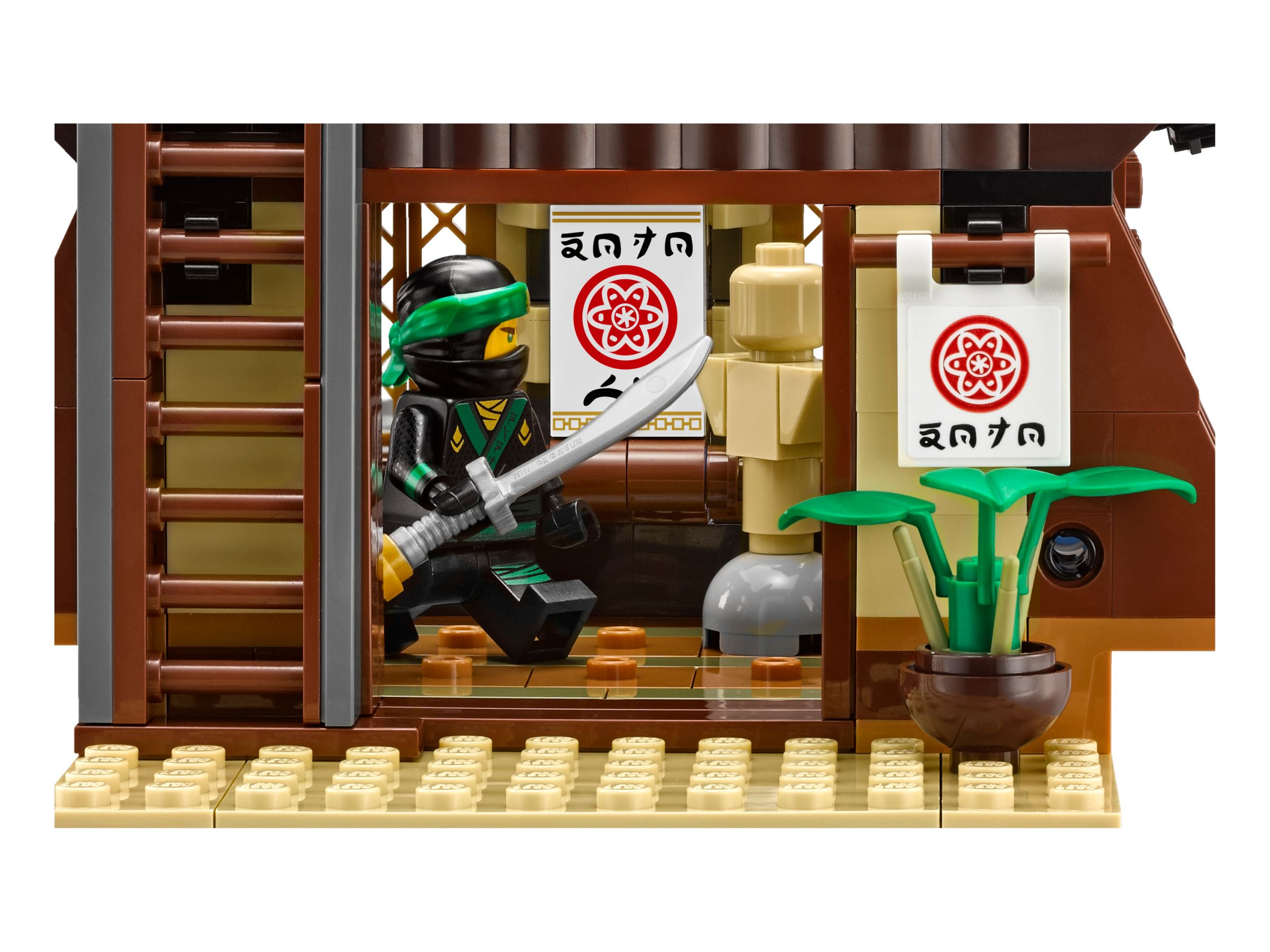 LEGO The LEGO Ninjago Movie 70618 Ninja-Flugsegler LEGO_70618_alt5.jpg