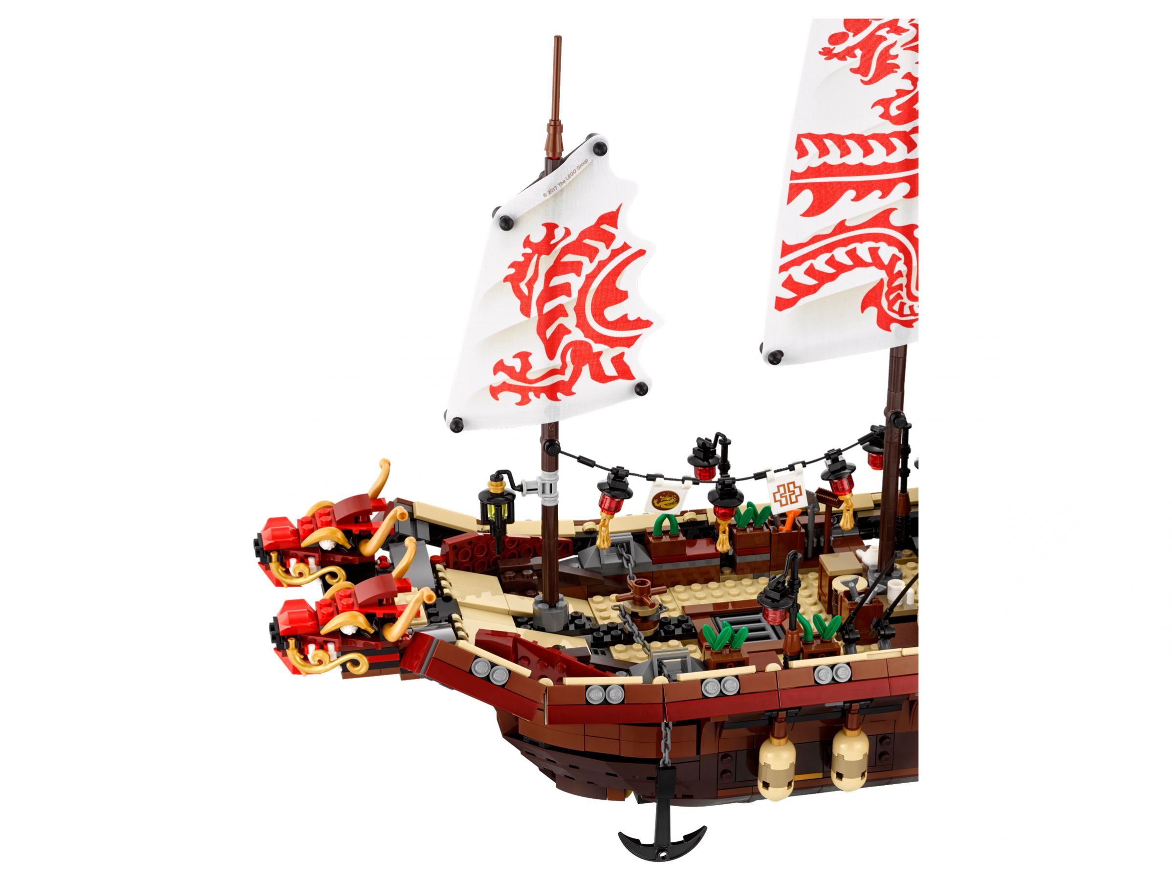 LEGO The LEGO Ninjago Movie 70618 Ninja-Flugsegler LEGO_70618_alt8.jpg
