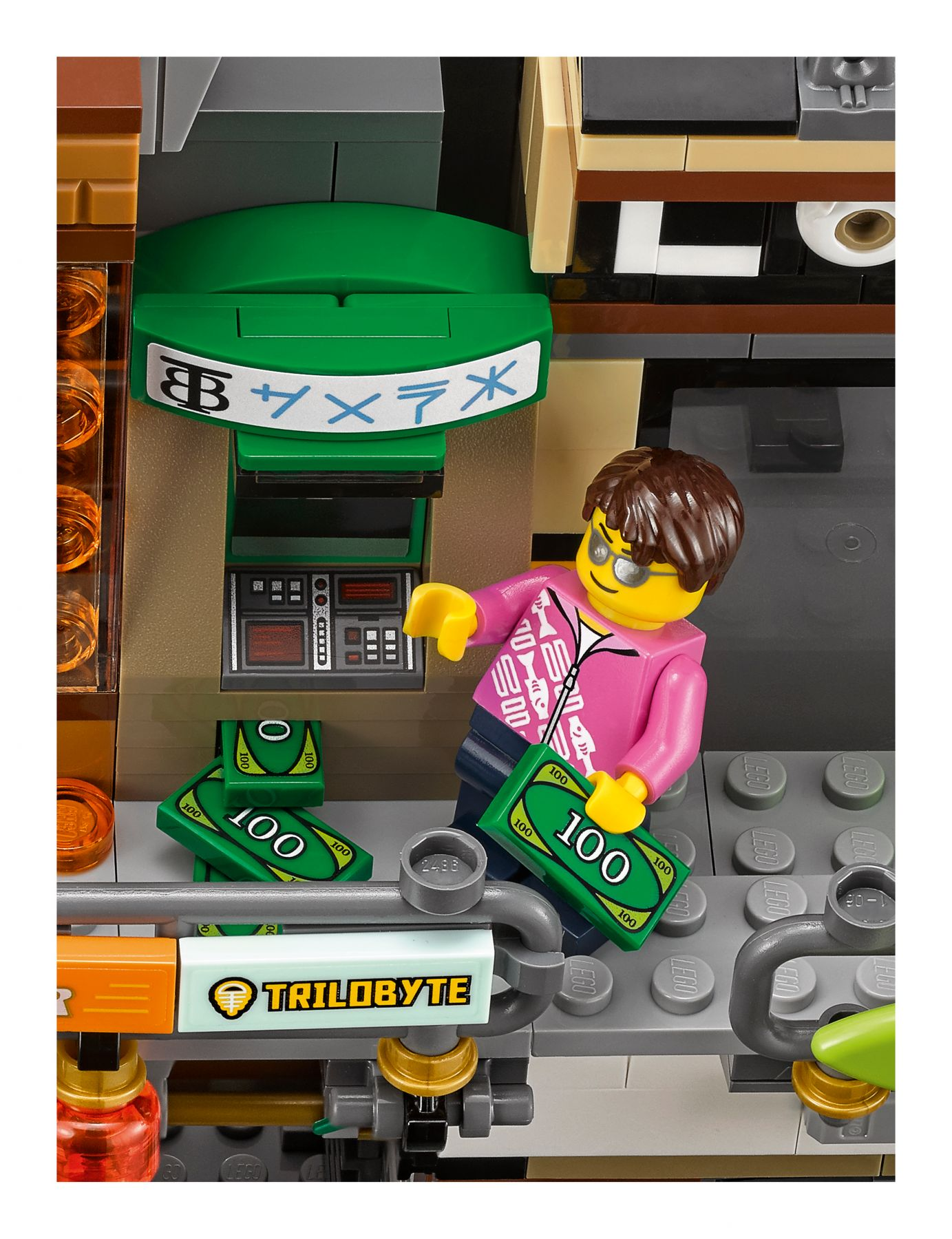 LEGO The LEGO Ninjago Movie 70620 Ninjago City LEGO_70620_alt10.jpg