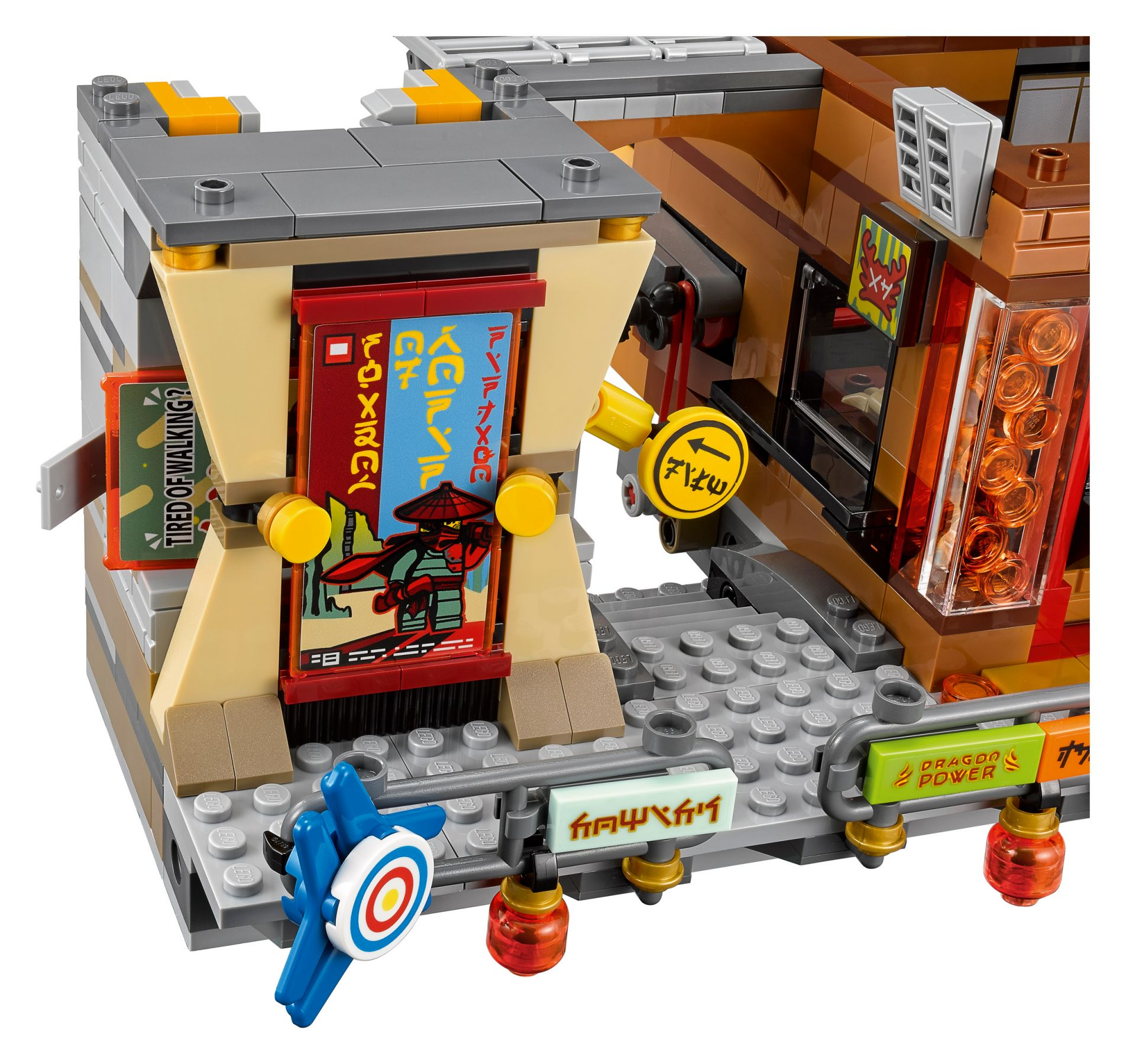LEGO The LEGO Ninjago Movie 70620 Ninjago City LEGO_70620_alt11.jpg