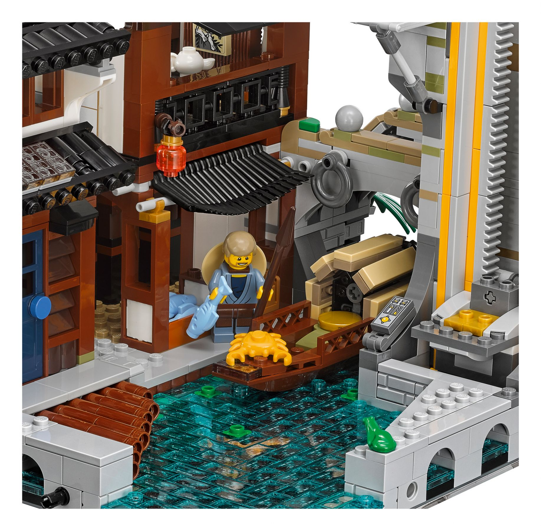 LEGO The LEGO Ninjago Movie 70620 Ninjago City LEGO_70620_alt16.jpg