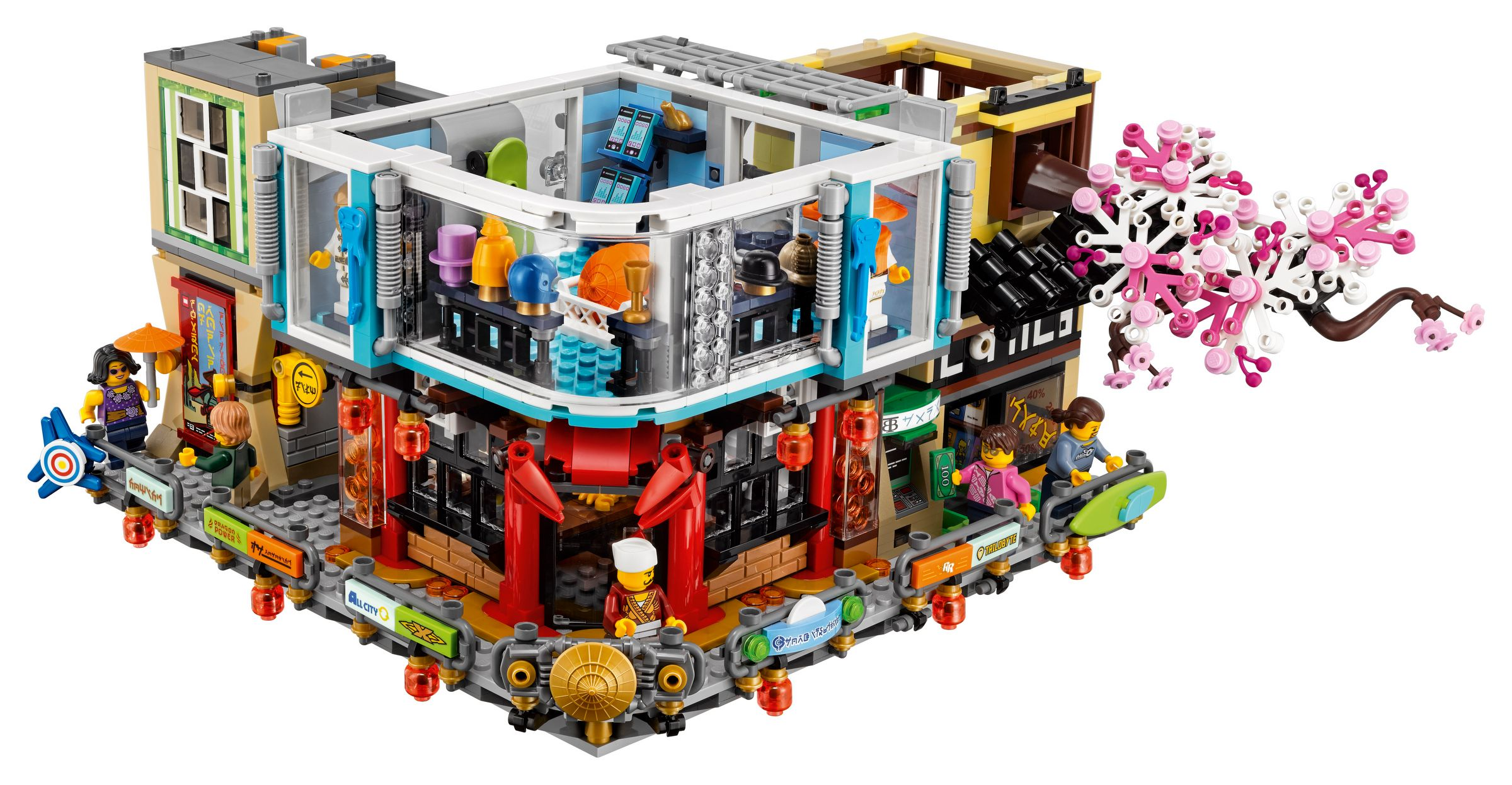 LEGO The LEGO Ninjago Movie 70620 Ninjago City LEGO_70620_alt4.jpg