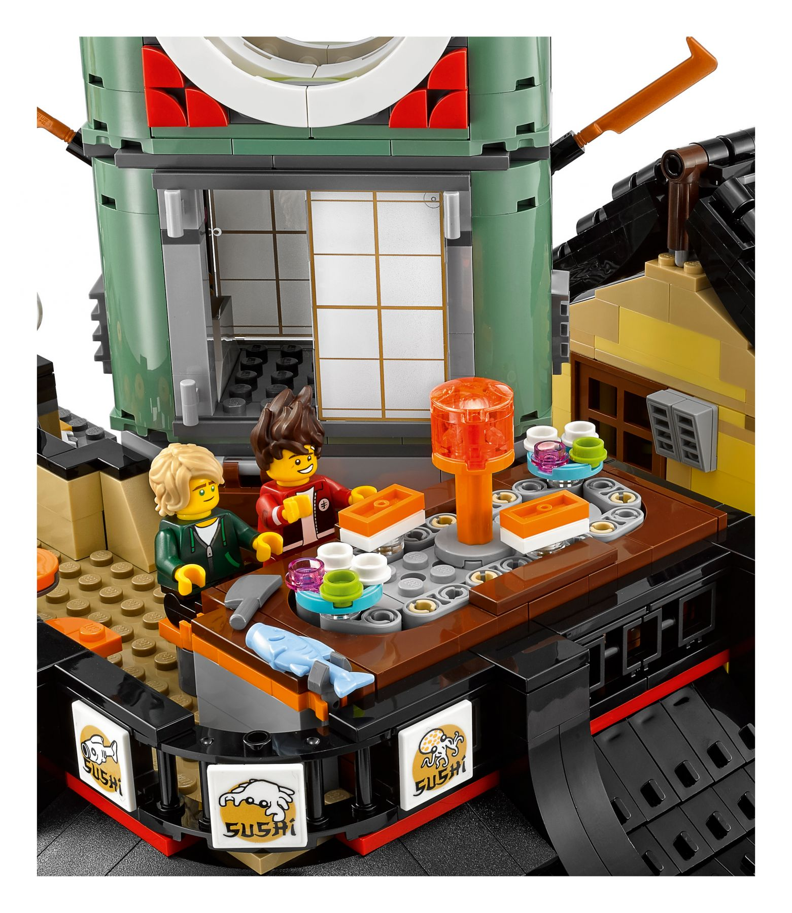 LEGO The LEGO Ninjago Movie 70620 Ninjago City LEGO_70620_alt6.jpg