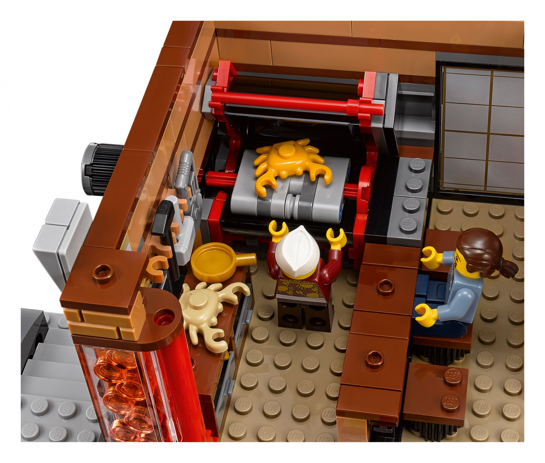 LEGO The LEGO Ninjago Movie 70620 Ninjago City LEGO_70620_alt8.jpg