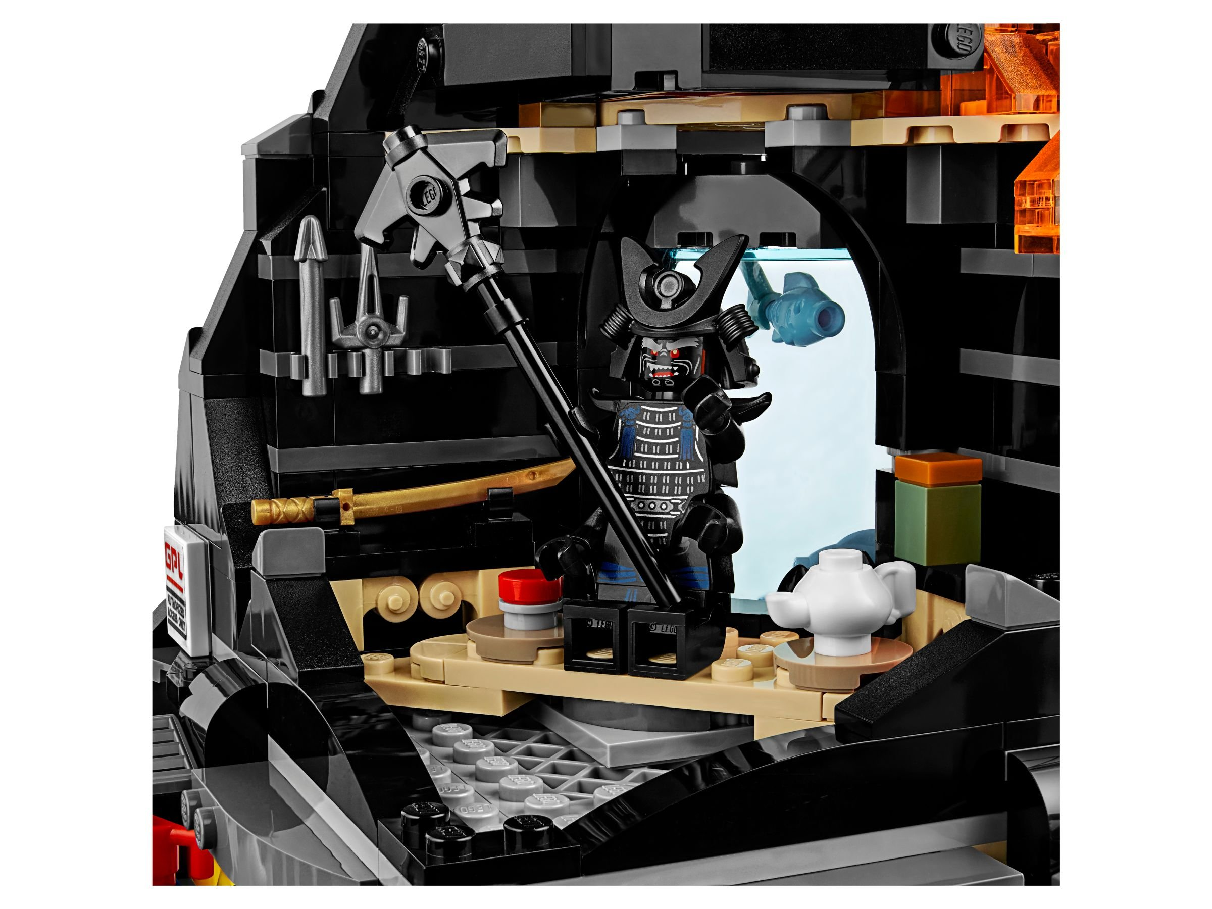 LEGO The LEGO Ninjago Movie 70631 Garmadons Vulkanversteck LEGO_70631_alt4.jpg